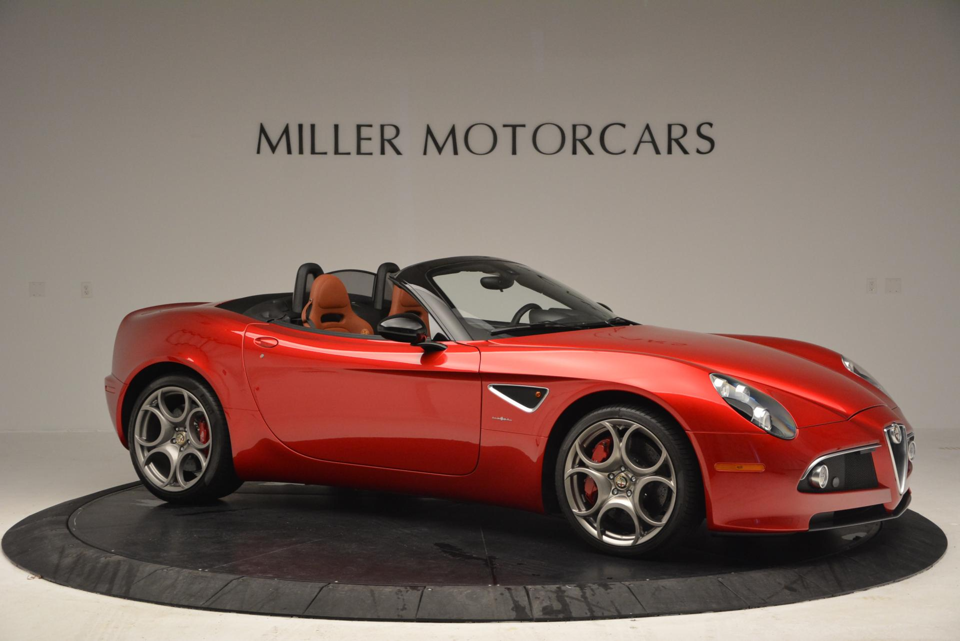 Used 2009 Alfa Romeo 8C COMPETIZIONE Spider For Sale In Westport, CT 1_p10