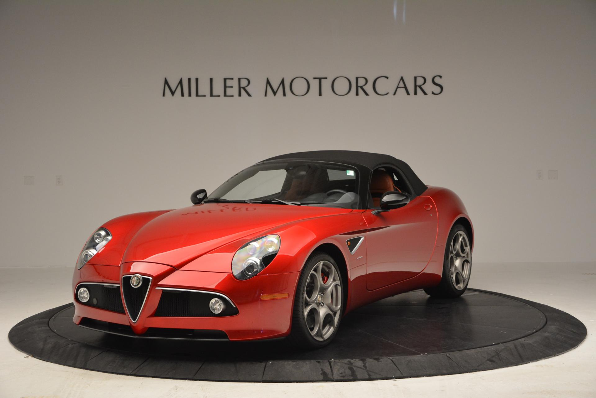 Used 2009 Alfa Romeo 8C COMPETIZIONE Spider For Sale In Westport, CT 1_p13