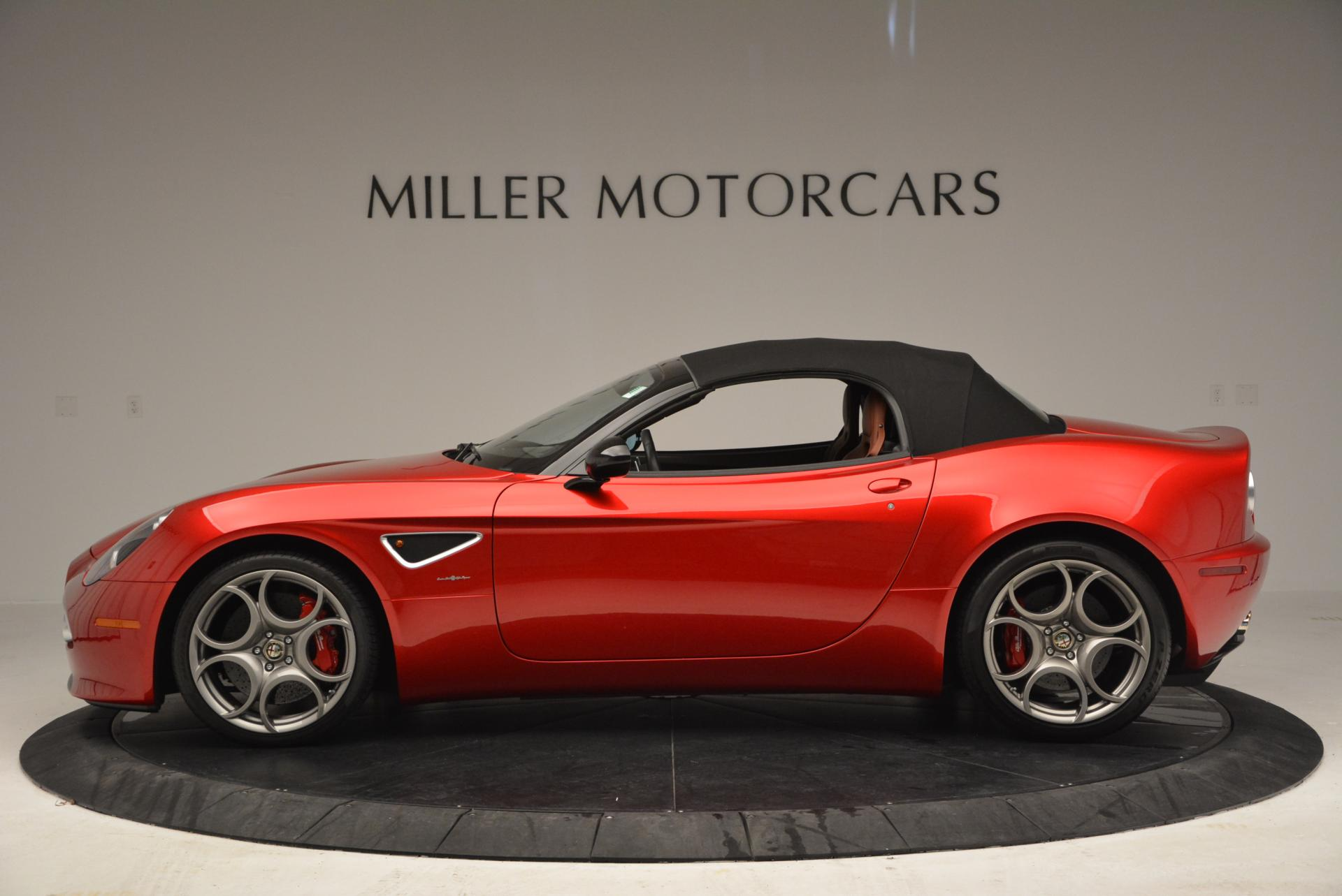 Used 2009 Alfa Romeo 8C COMPETIZIONE Spider For Sale In Westport, CT 1_p15