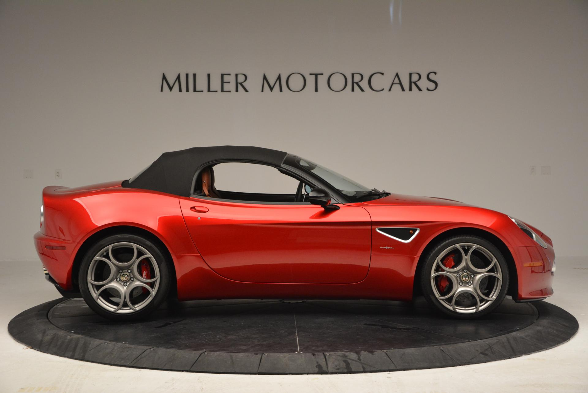 Used 2009 Alfa Romeo 8C COMPETIZIONE Spider For Sale In Westport, CT 1_p21