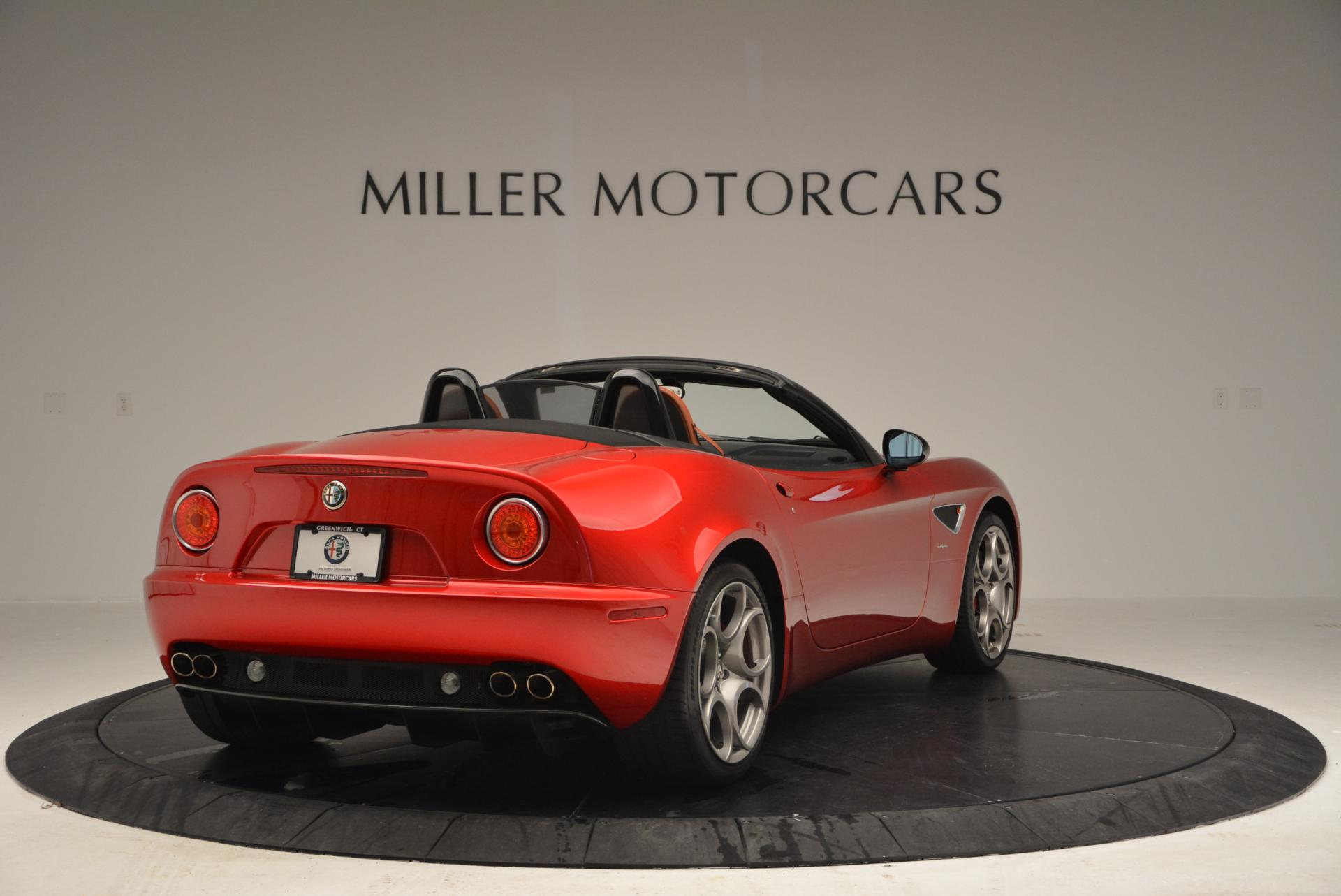 Used 2009 Alfa Romeo 8C COMPETIZIONE Spider For Sale In Westport, CT 1_p7
