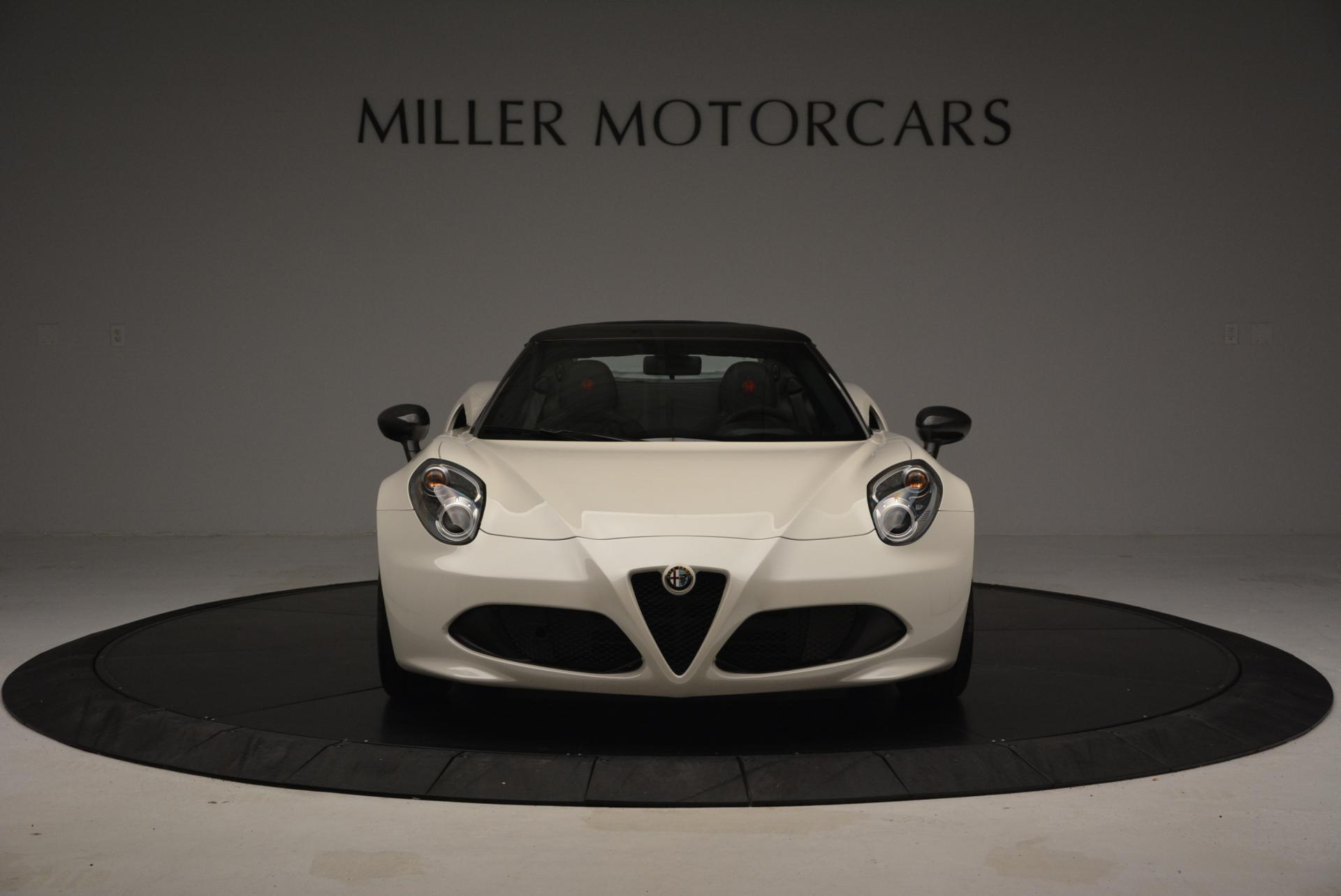 New 2015 Alfa Romeo 4C Spider  For Sale In Westport, CT 10_p12