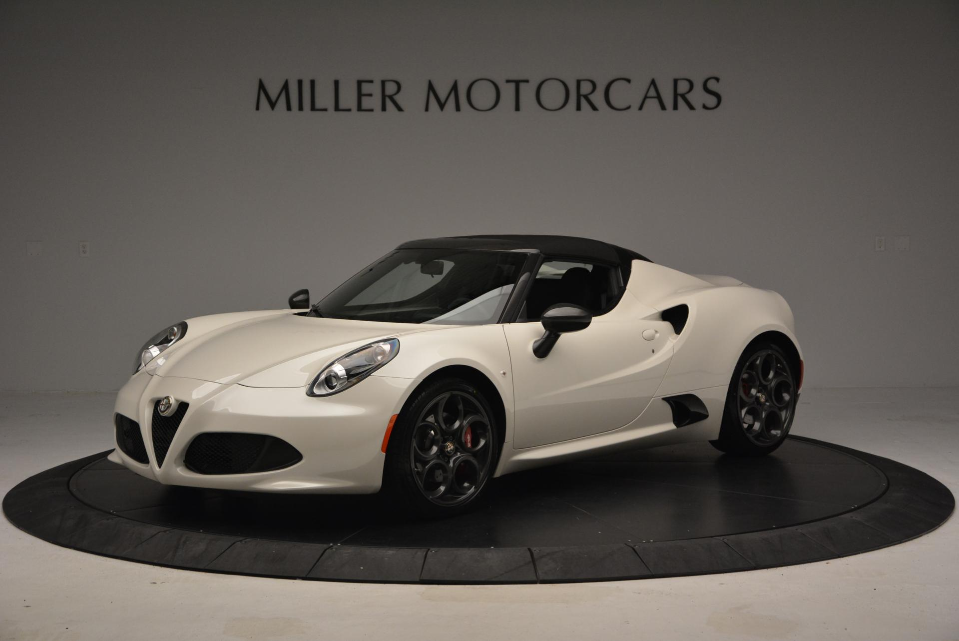 New 2015 Alfa Romeo 4C Spider  For Sale In Westport, CT 10_p14