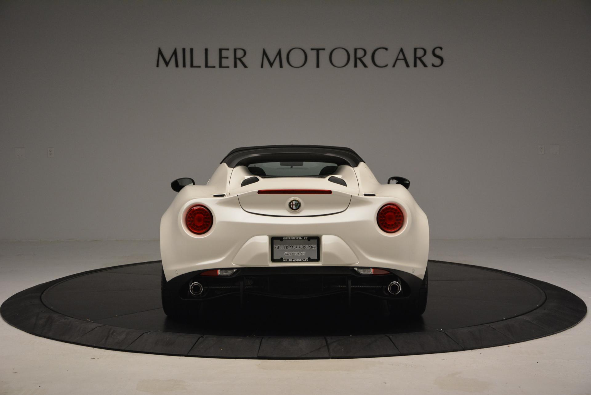 New 2015 Alfa Romeo 4C Spider  For Sale In Westport, CT 10_p18