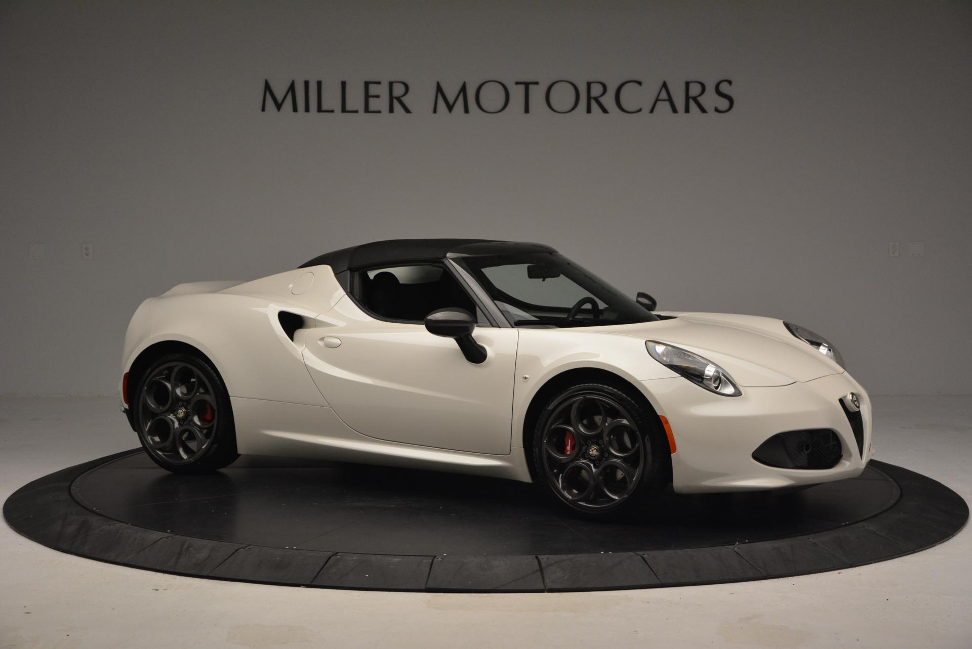 New 2015 Alfa Romeo 4C Spider  For Sale In Westport, CT 10_p22