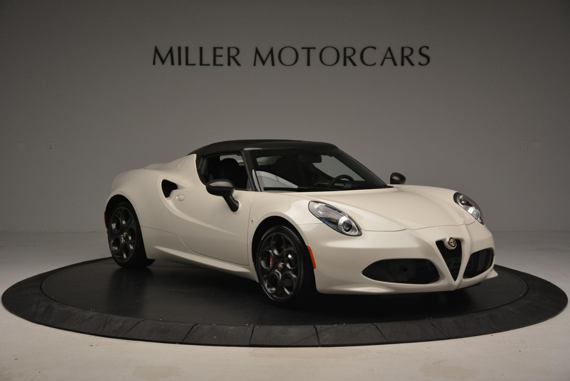 New 2015 Alfa Romeo 4C Spider  For Sale In Westport, CT 10_p23