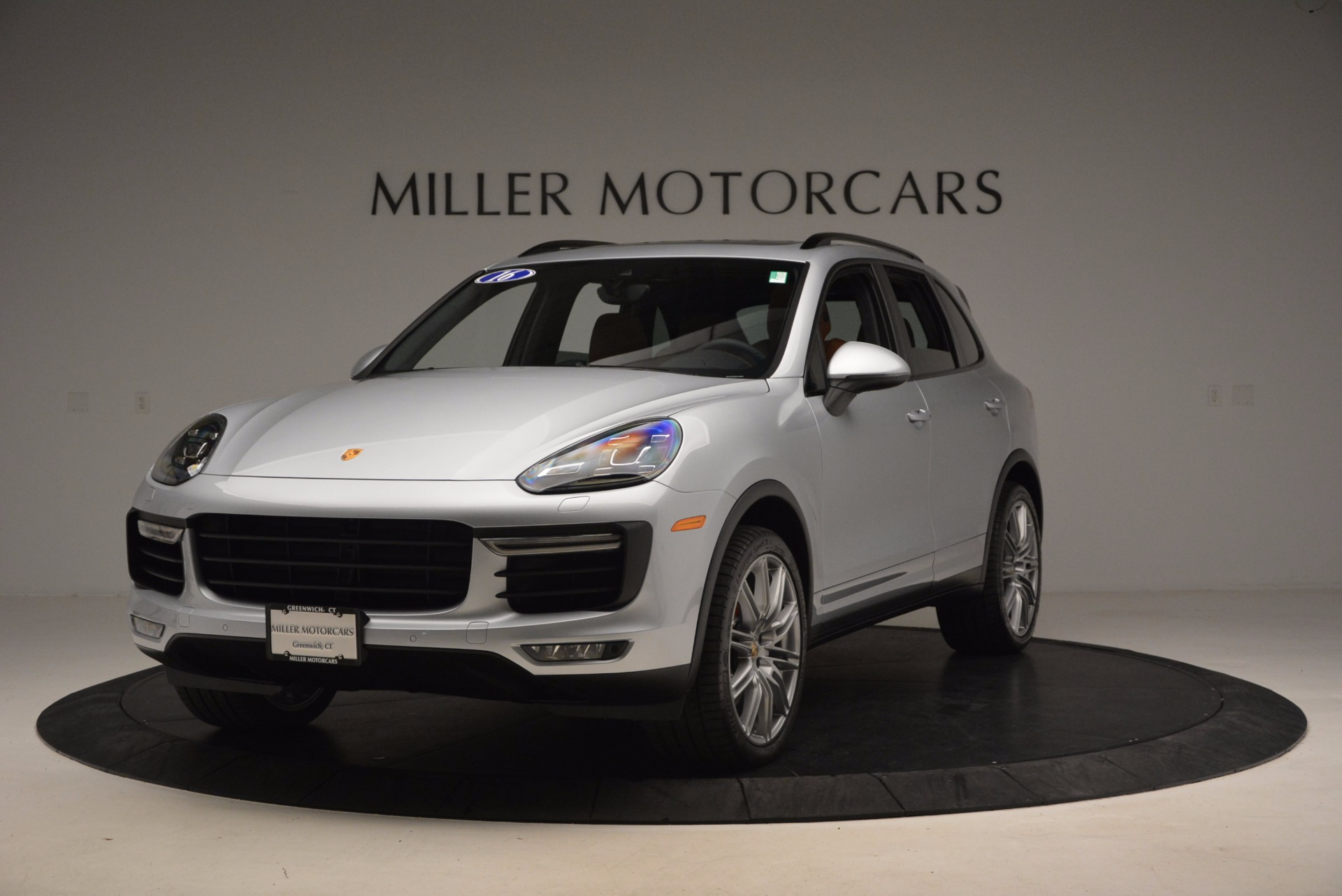 Used 2016 Porsche Cayenne Turbo For Sale In Westport, CT