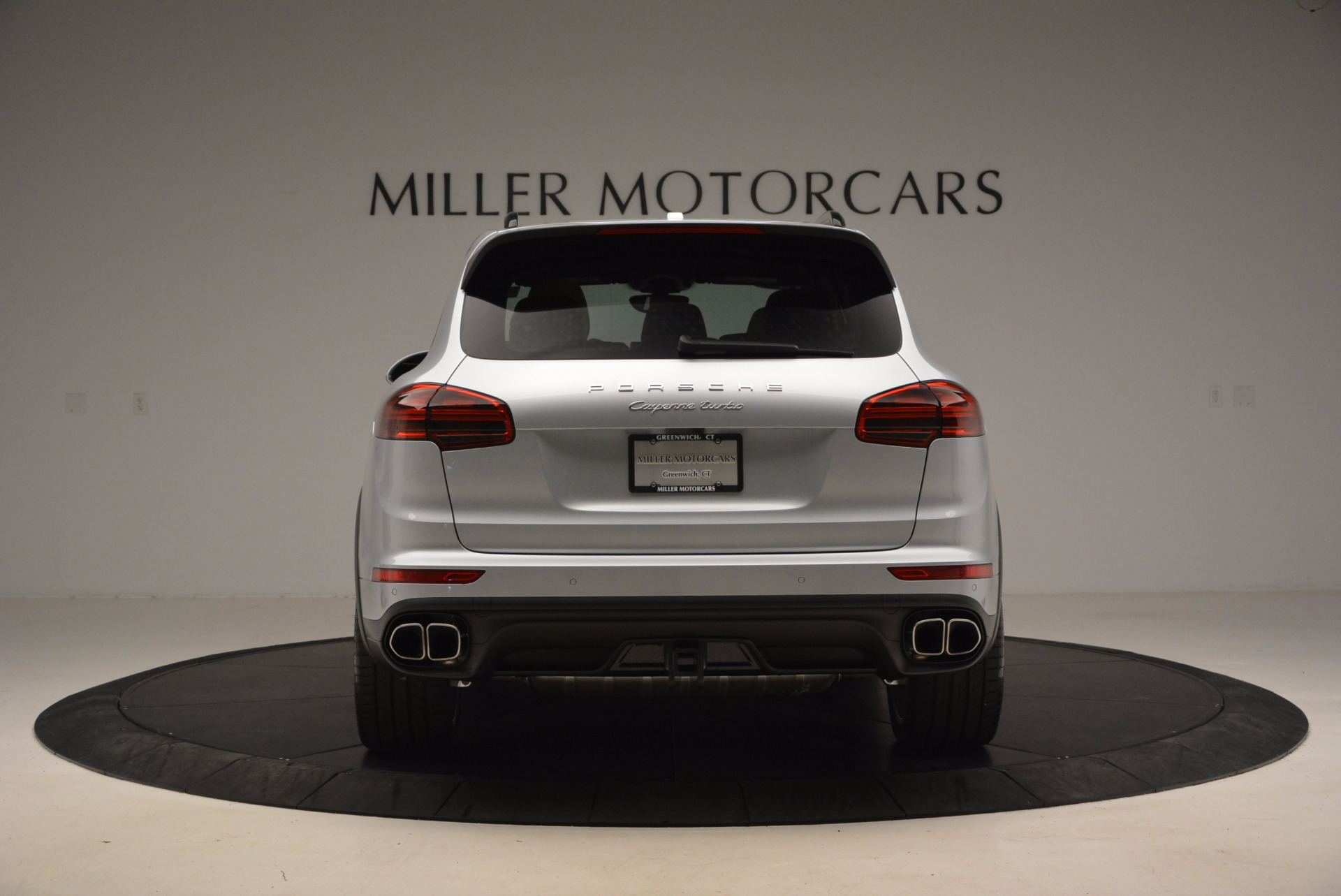 Used 2016 Porsche Cayenne Turbo For Sale In Westport, CT 1000_p6