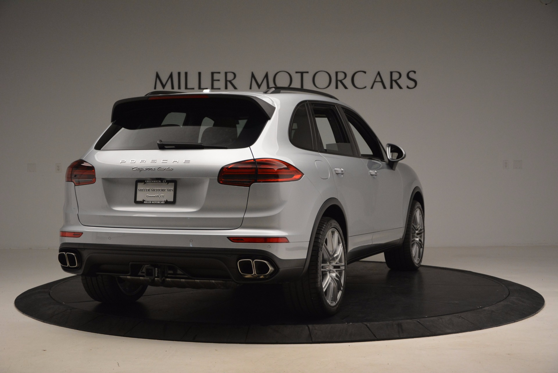 Used 2016 Porsche Cayenne Turbo For Sale In Westport, CT 1000_p7