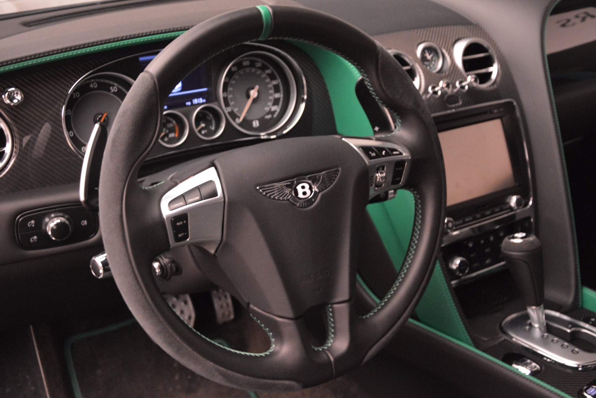 Used 2015 Bentley Continental GT GT3-R For Sale In Westport, CT 1002_p29
