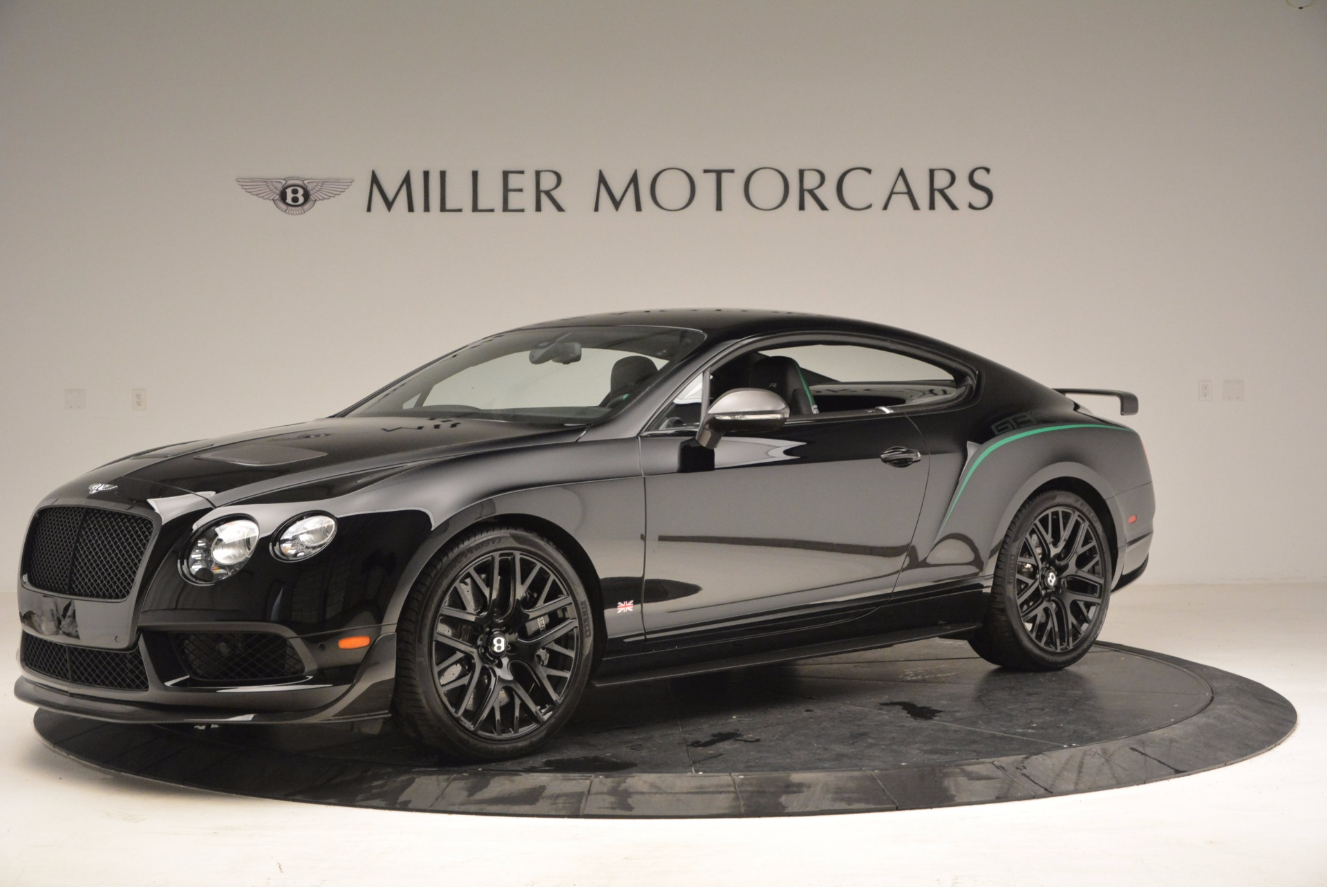 Used 2015 Bentley Continental GT GT3-R For Sale In Westport, CT 1002_p2