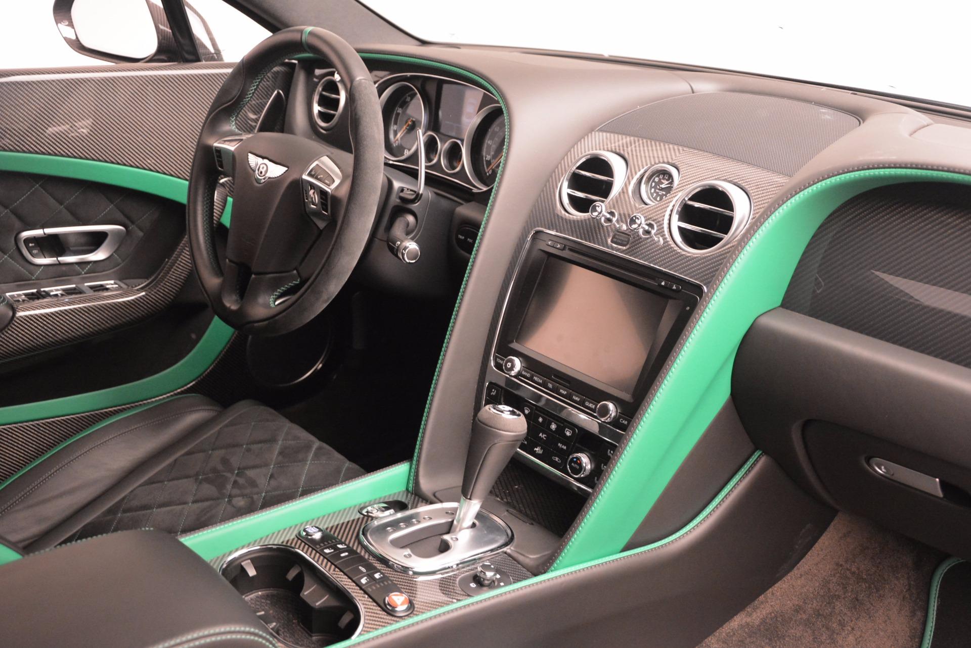 Used 2015 Bentley Continental GT GT3-R For Sale In Westport, CT 1002_p46