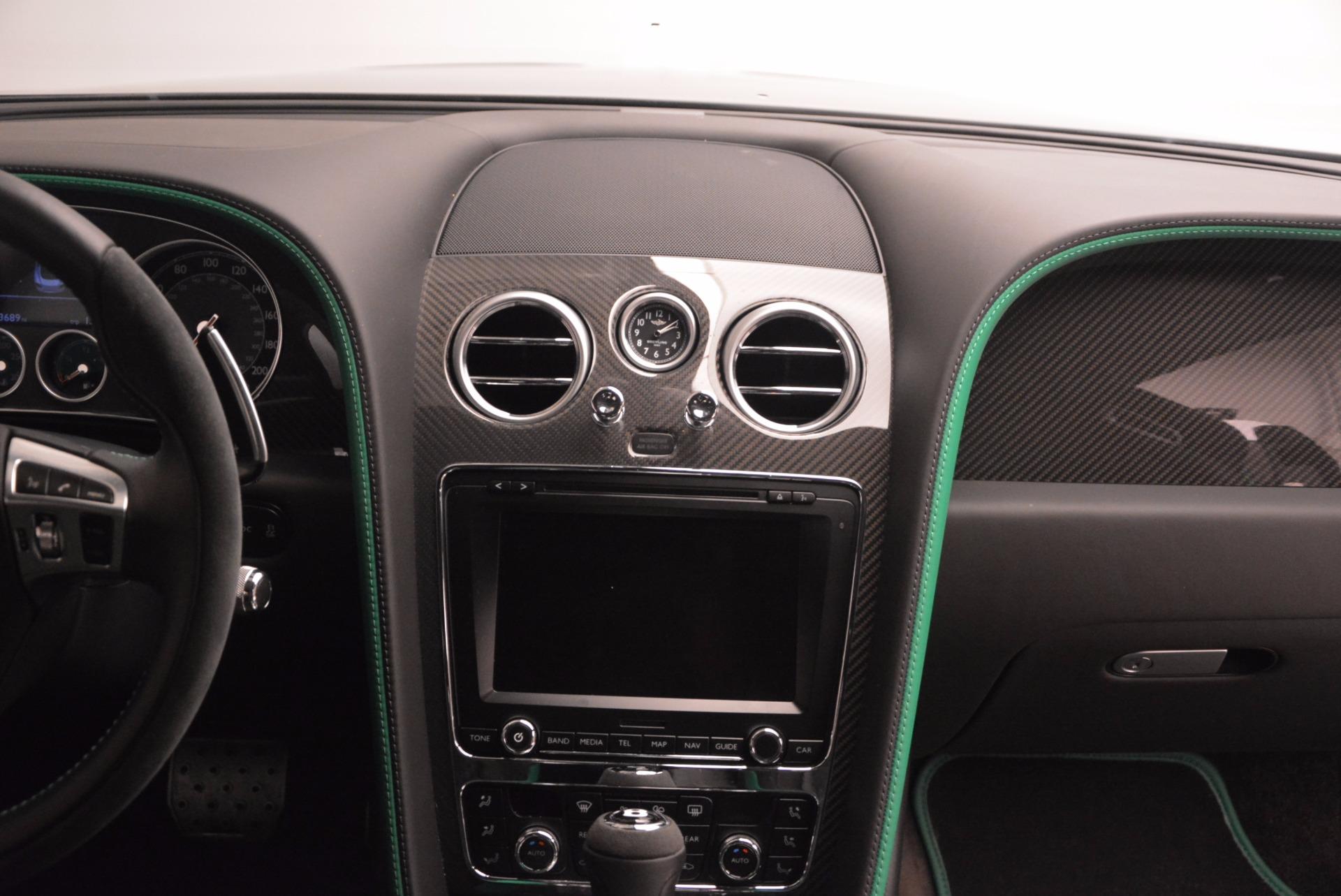Used 2015 Bentley Continental GT GT3-R For Sale In Westport, CT 1002_p48