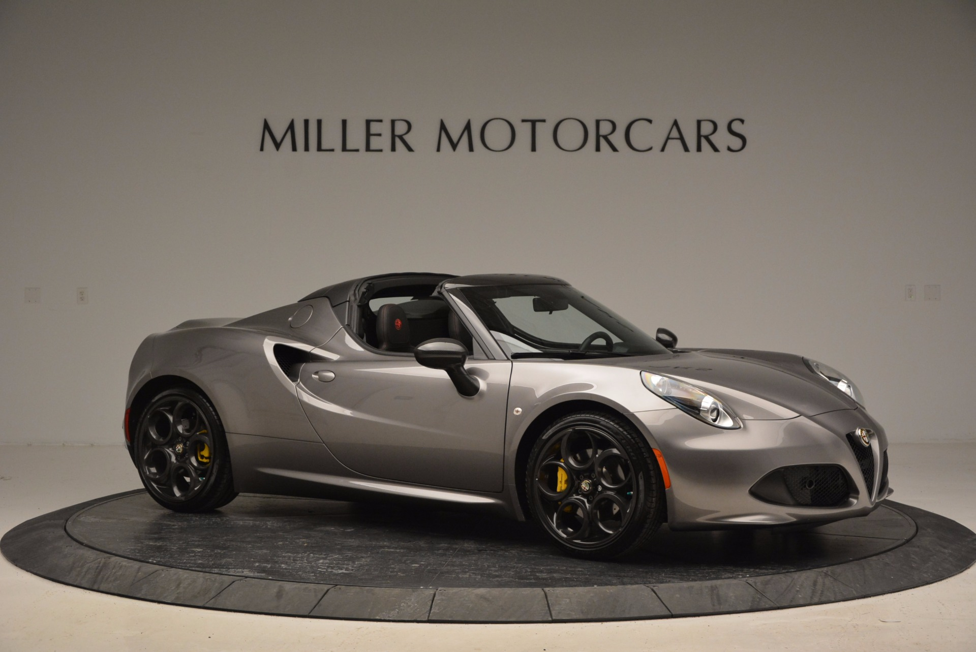 New 2016 Alfa Romeo 4C Spider For Sale In Westport, CT 1004_p10