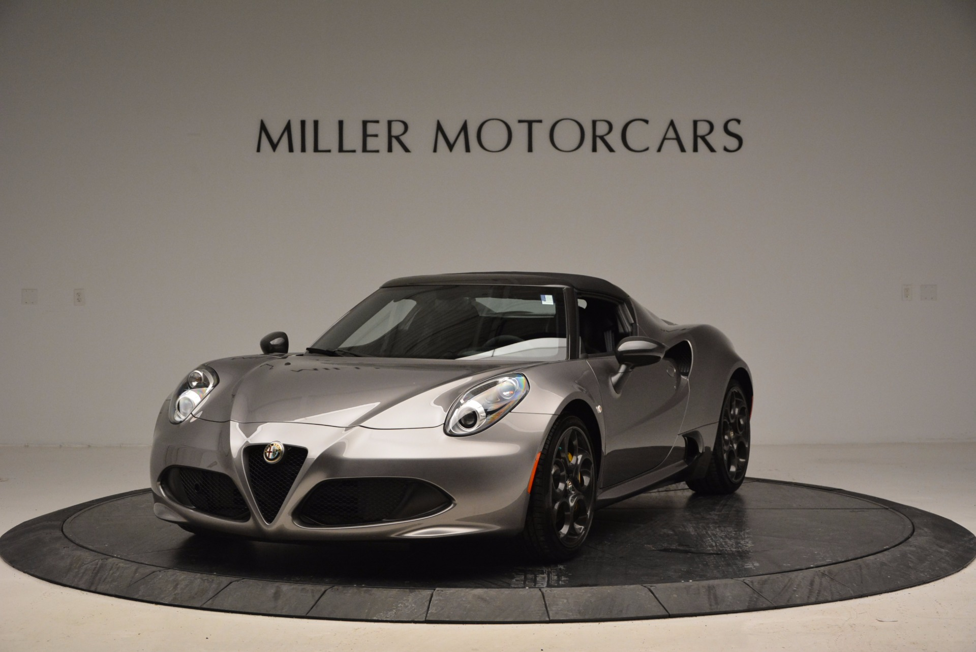 New 2016 Alfa Romeo 4C Spider For Sale In Westport, CT 1004_p13
