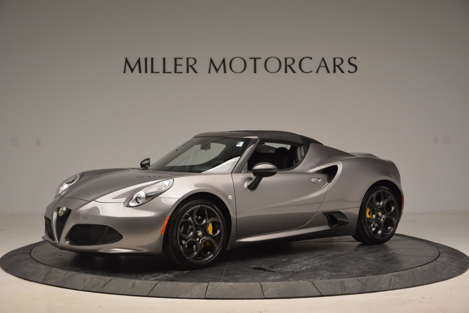 New 2016 Alfa Romeo 4C Spider For Sale In Westport, CT 1004_p14