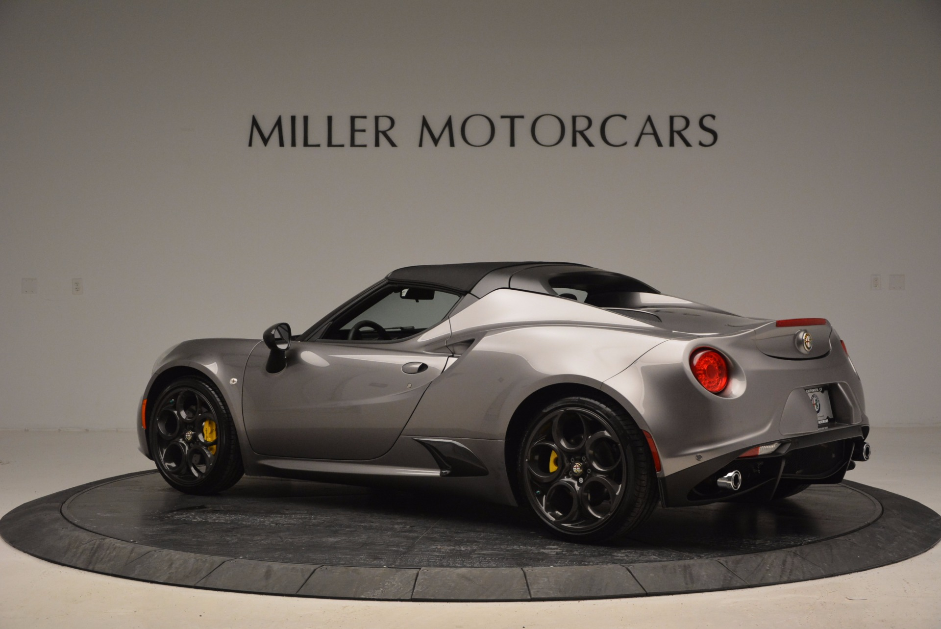 New 2016 Alfa Romeo 4C Spider For Sale In Westport, CT 1004_p16