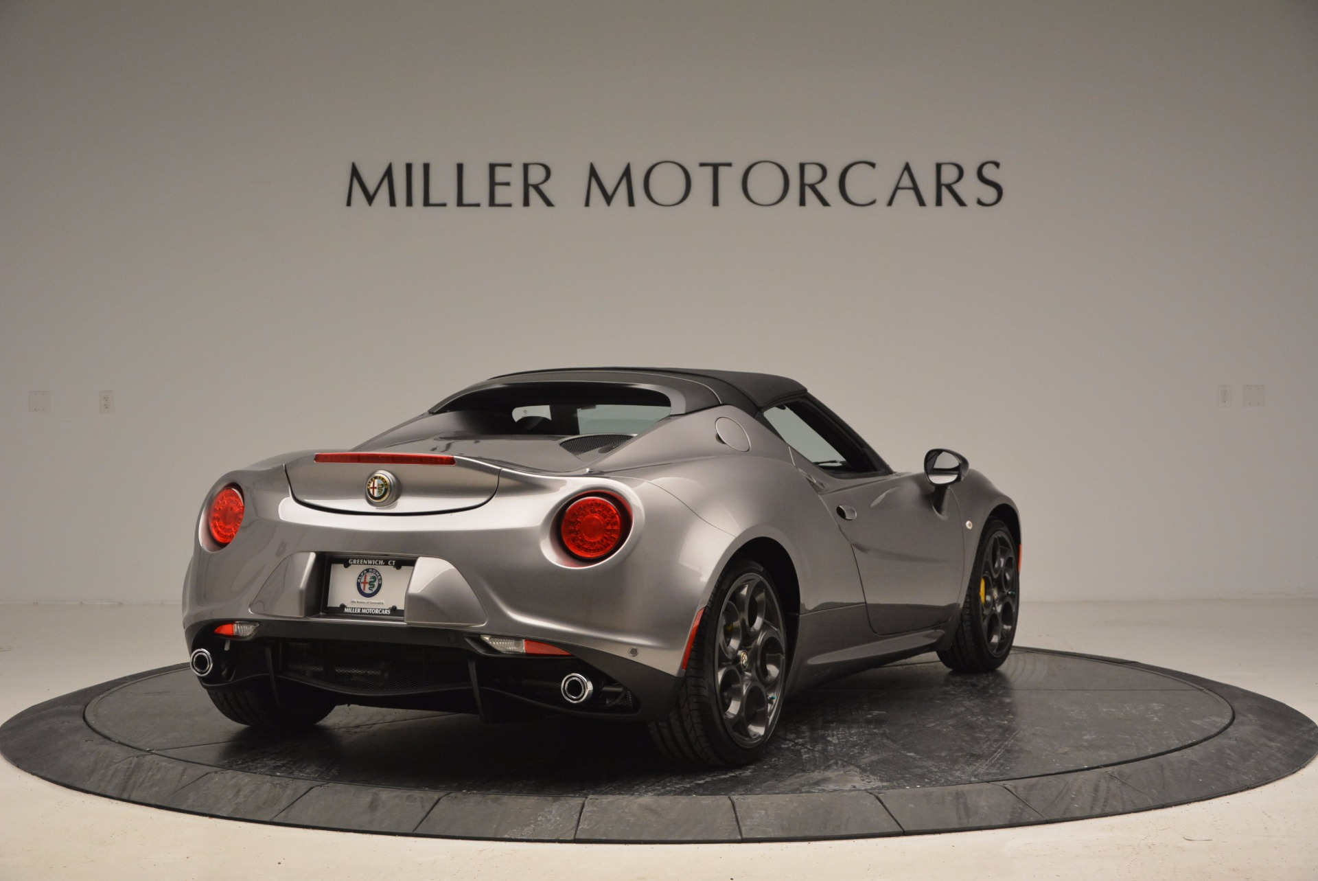 New 2016 Alfa Romeo 4C Spider For Sale In Westport, CT 1004_p19