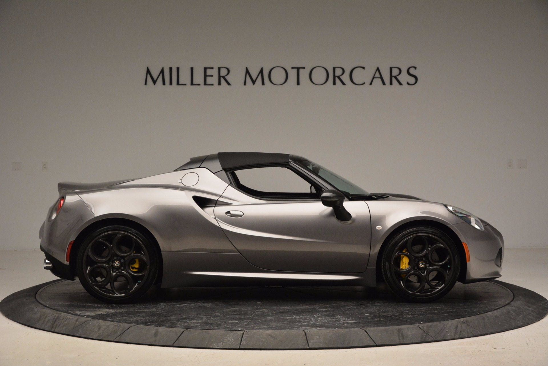 New 2016 Alfa Romeo 4C Spider For Sale In Westport, CT 1004_p21