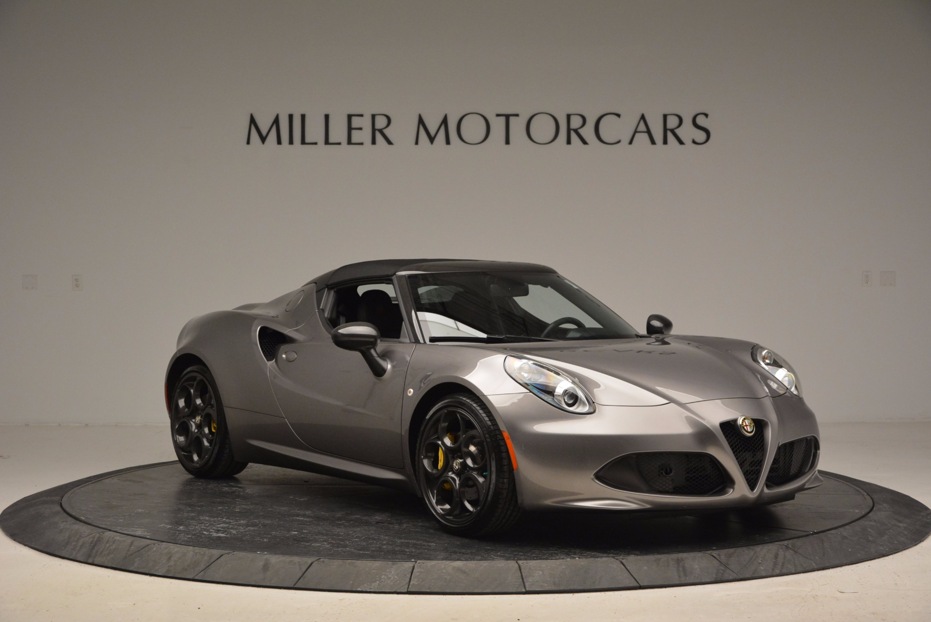 New 2016 Alfa Romeo 4C Spider For Sale In Westport, CT 1004_p23