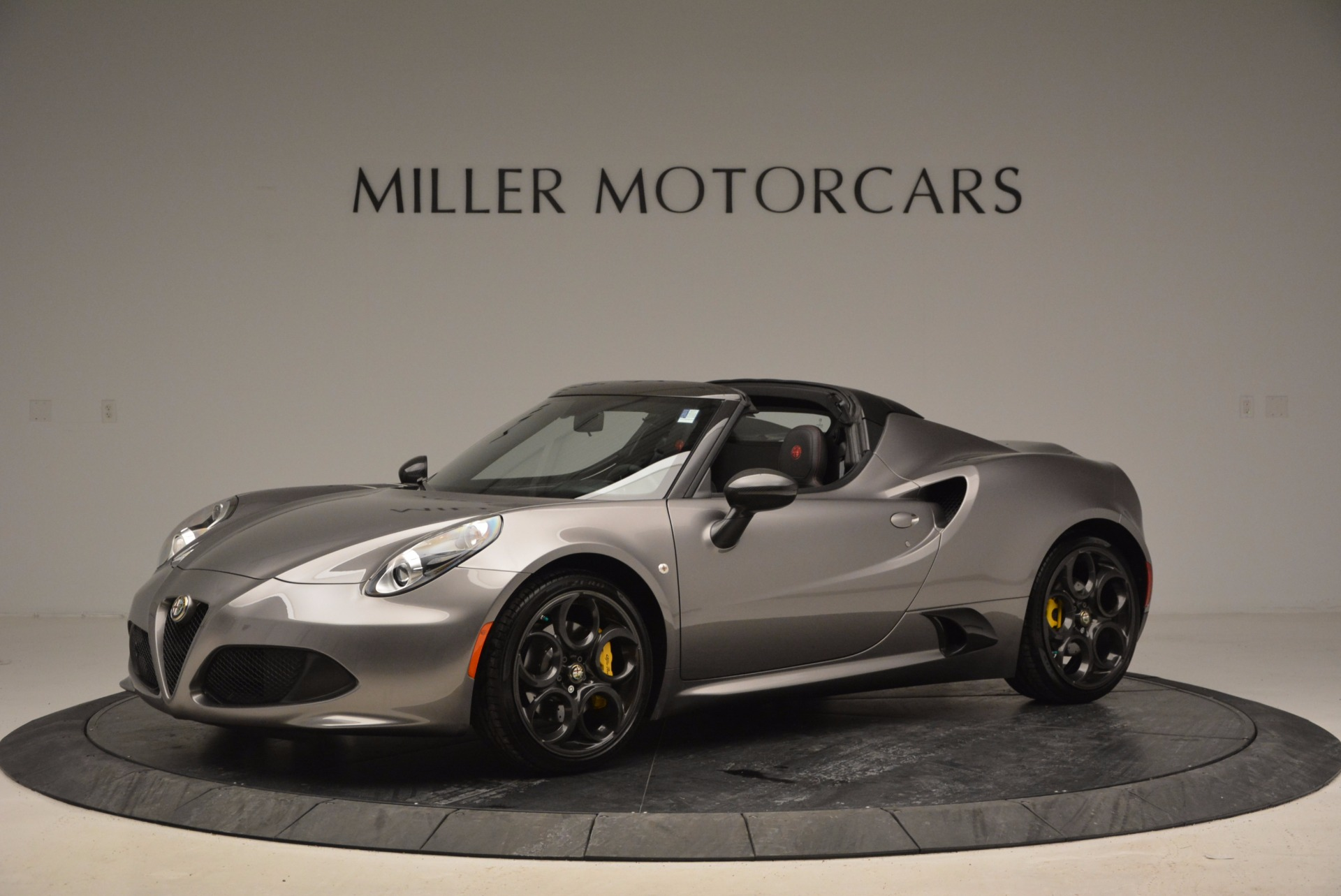 New 2016 Alfa Romeo 4C Spider For Sale In Westport, CT 1004_p2