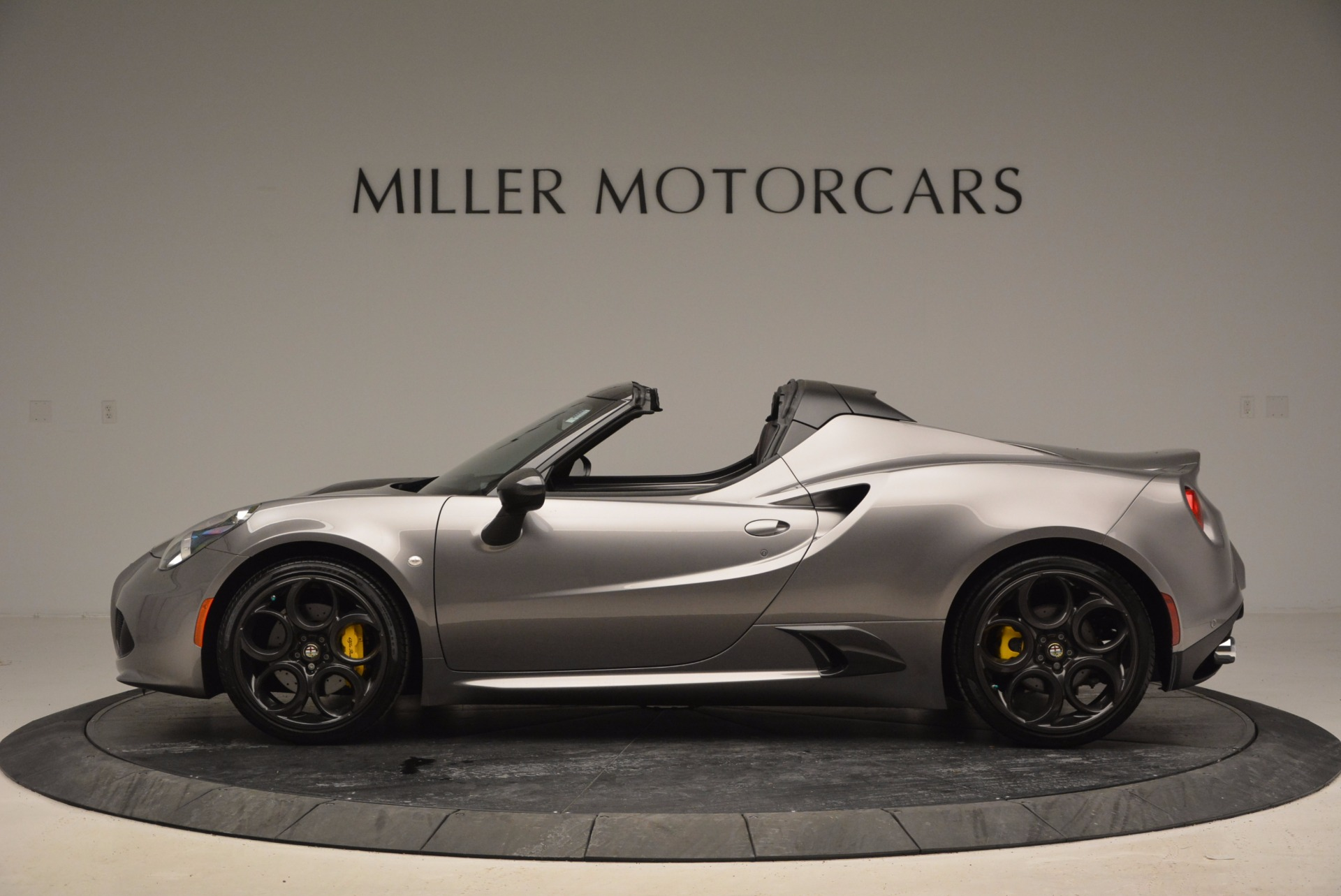 New 2016 Alfa Romeo 4C Spider For Sale In Westport, CT 1004_p3