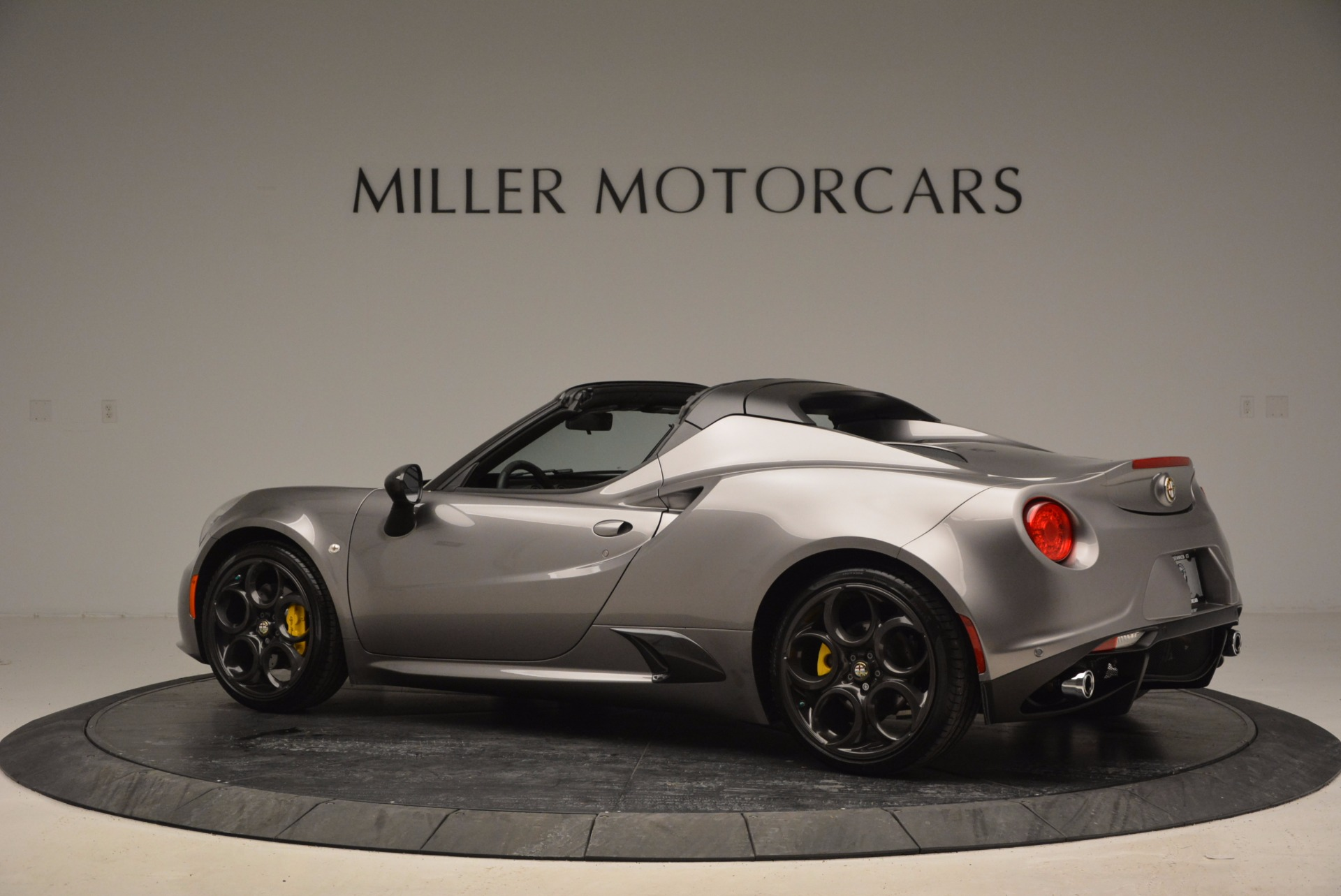 New 2016 Alfa Romeo 4C Spider For Sale In Westport, CT 1004_p4