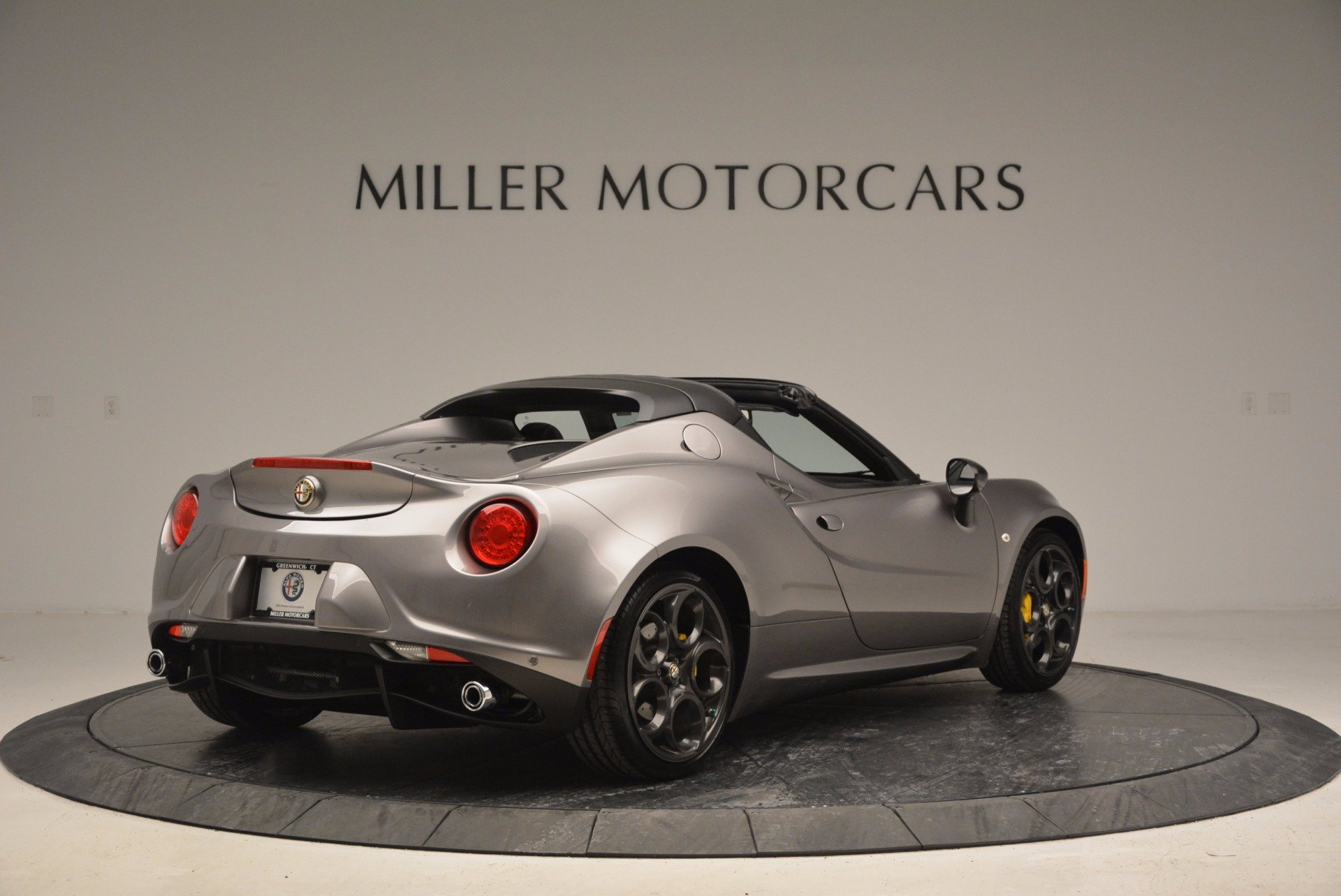 New 2016 Alfa Romeo 4C Spider For Sale In Westport, CT 1004_p7