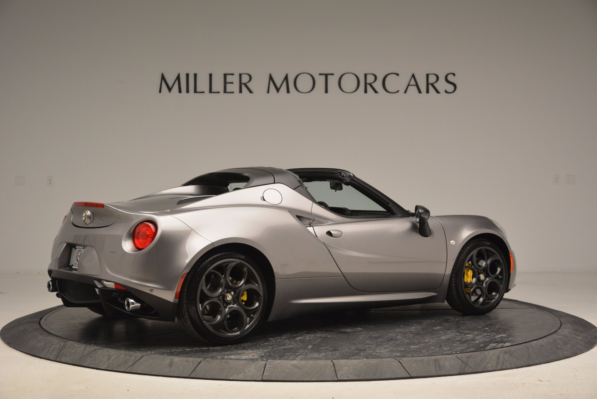 New 2016 Alfa Romeo 4C Spider For Sale In Westport, CT 1004_p8