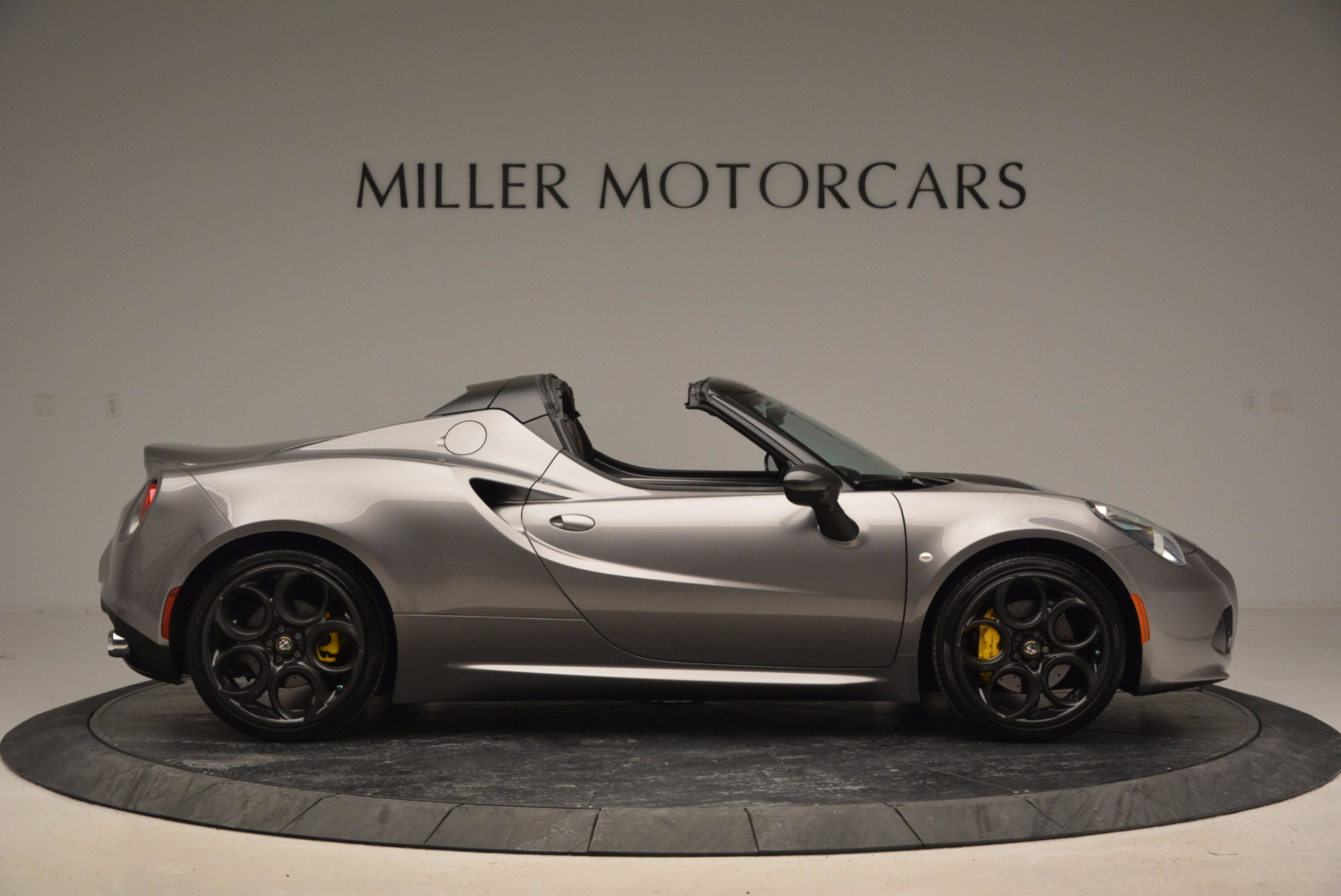 New 2016 Alfa Romeo 4C Spider For Sale In Westport, CT 1004_p9