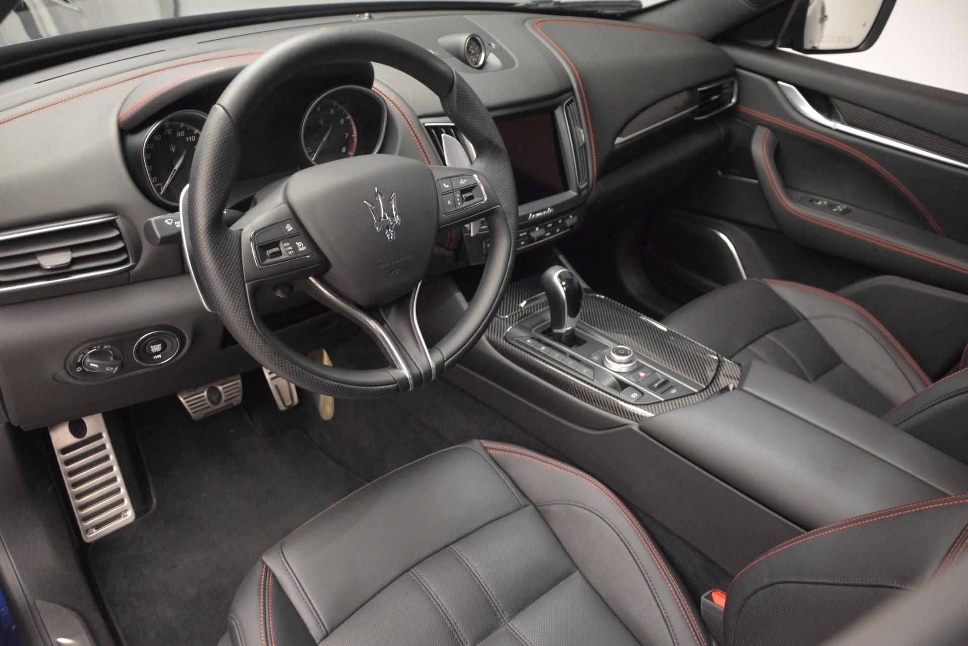 New 2017 Maserati Levante S Q4 For Sale In Westport, CT 1006_p13
