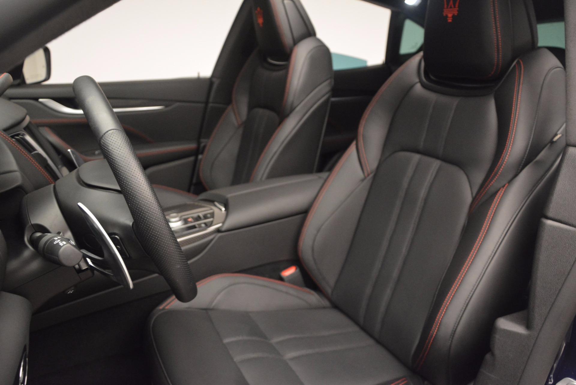 New 2017 Maserati Levante S Q4 For Sale In Westport, CT 1006_p15