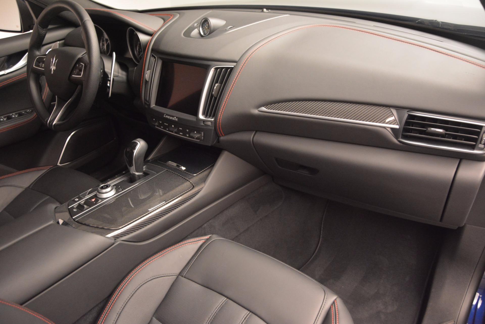 New 2017 Maserati Levante S Q4 For Sale In Westport, CT 1006_p20