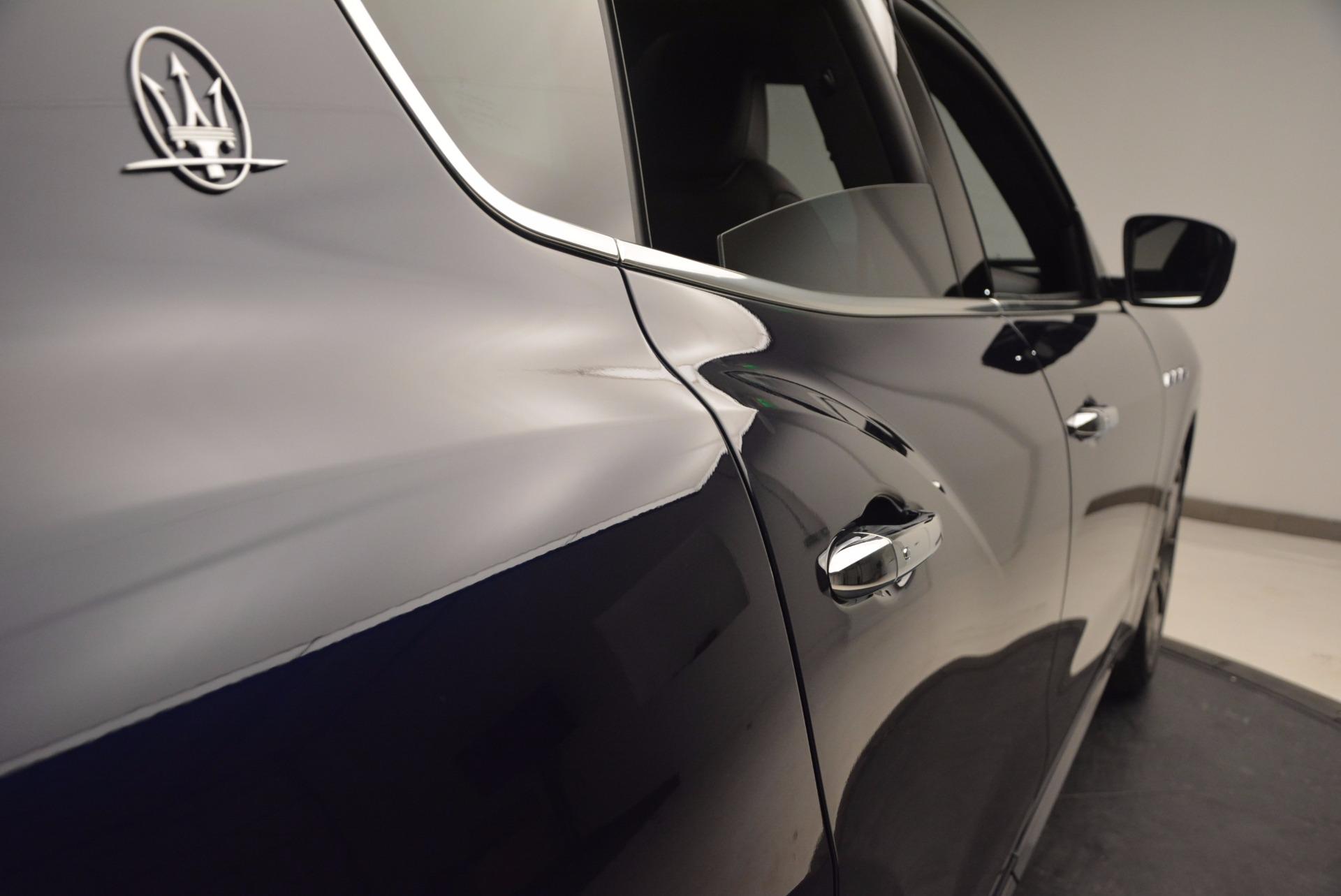 New 2017 Maserati Levante S Q4 For Sale In Westport, CT 1006_p26