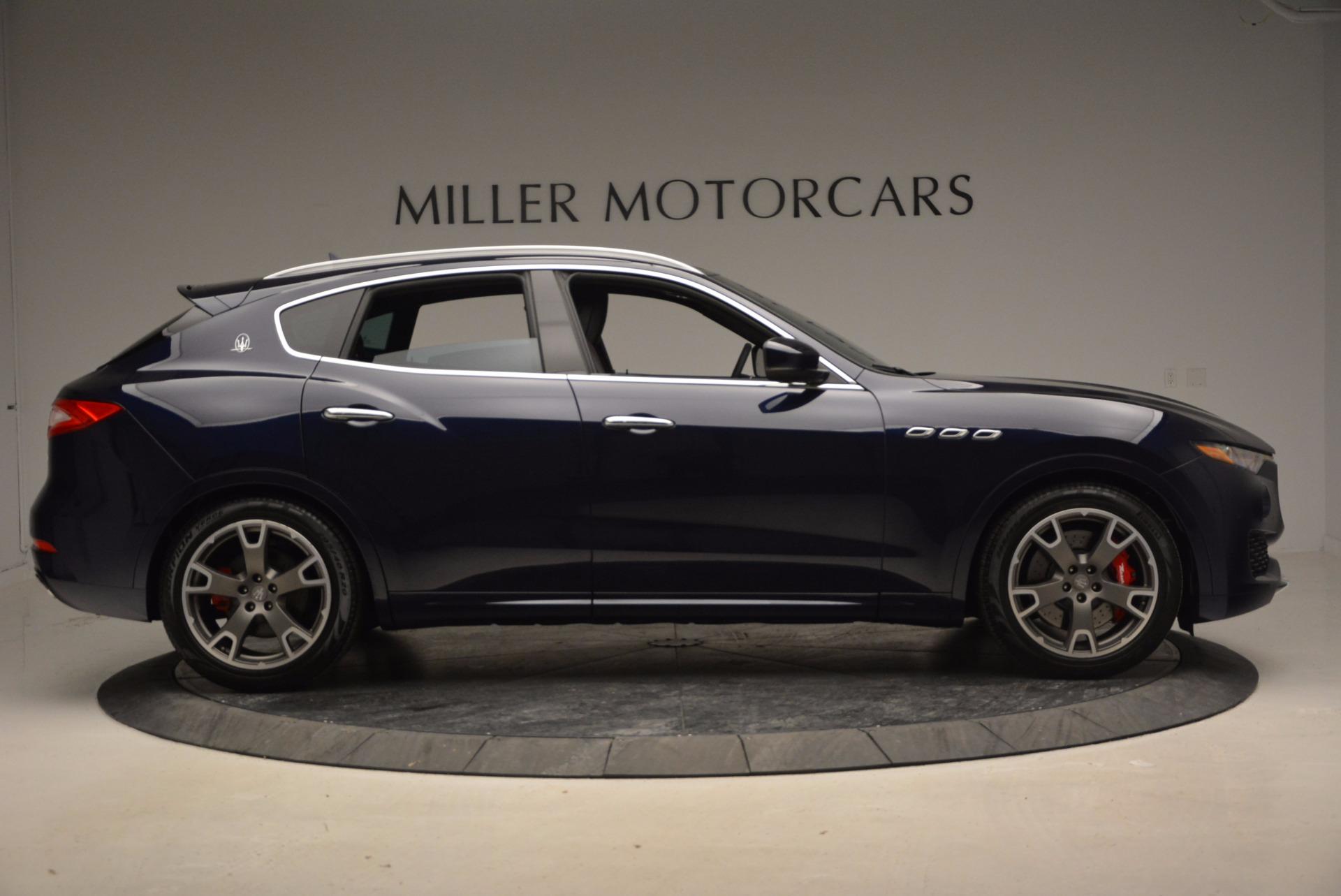 New 2017 Maserati Levante S Q4 For Sale In Westport, CT 1006_p9