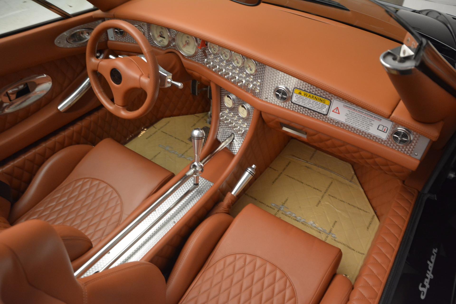 Used 2006 Spyker C8 Spyder  For Sale In Westport, CT 1007_p19