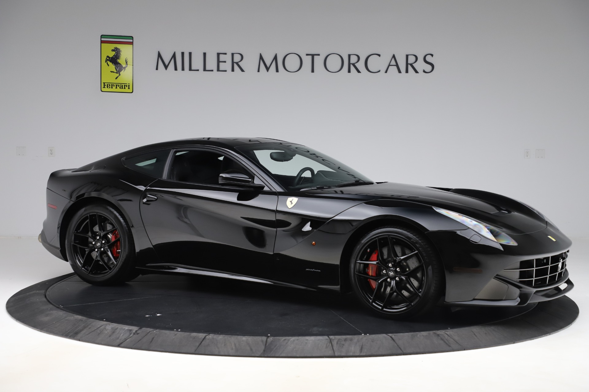 Used 2016 Ferrari F12 Berlinetta  For Sale In Westport, CT 1008_p10