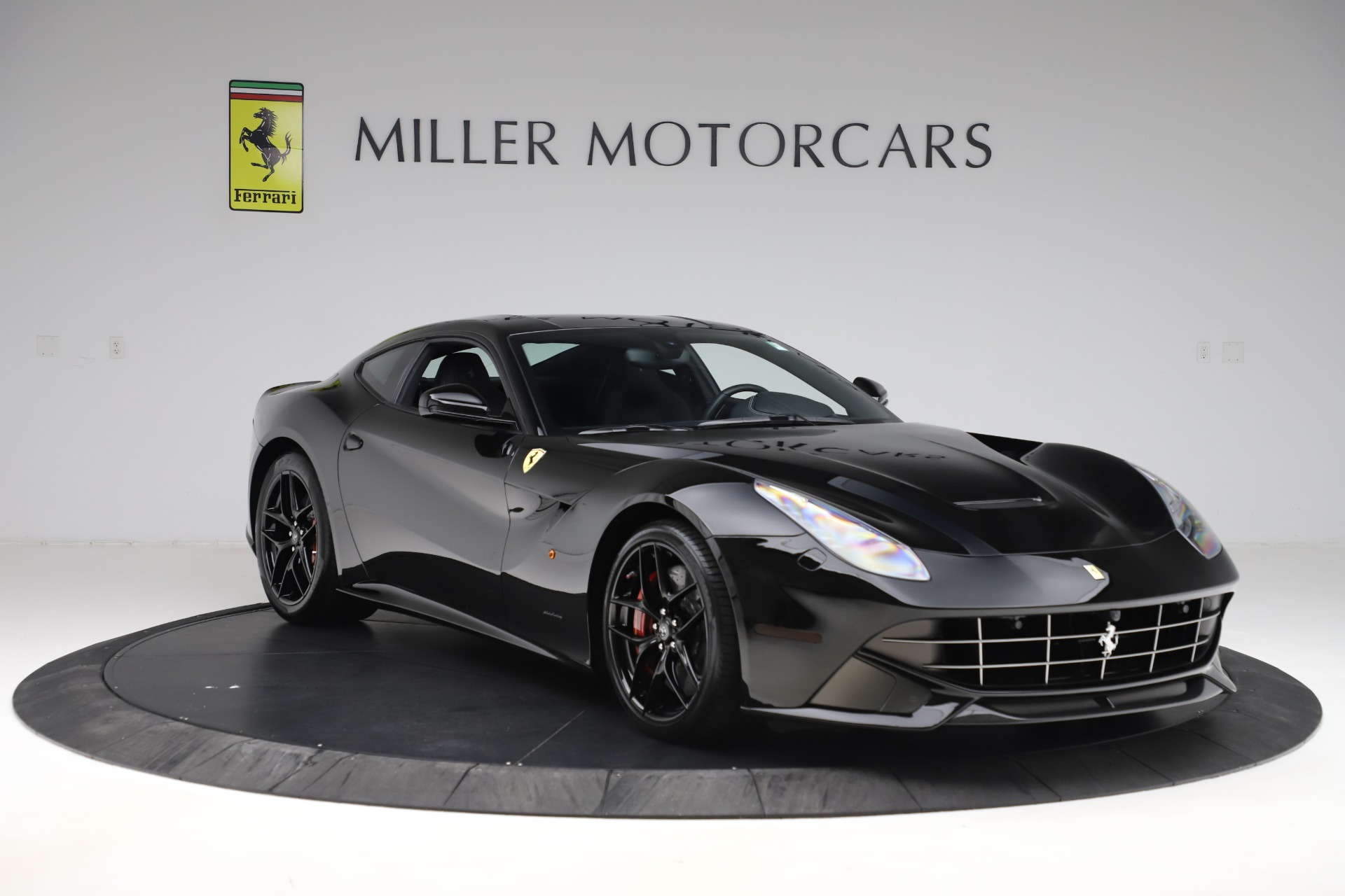 Used 2016 Ferrari F12 Berlinetta  For Sale In Westport, CT 1008_p11