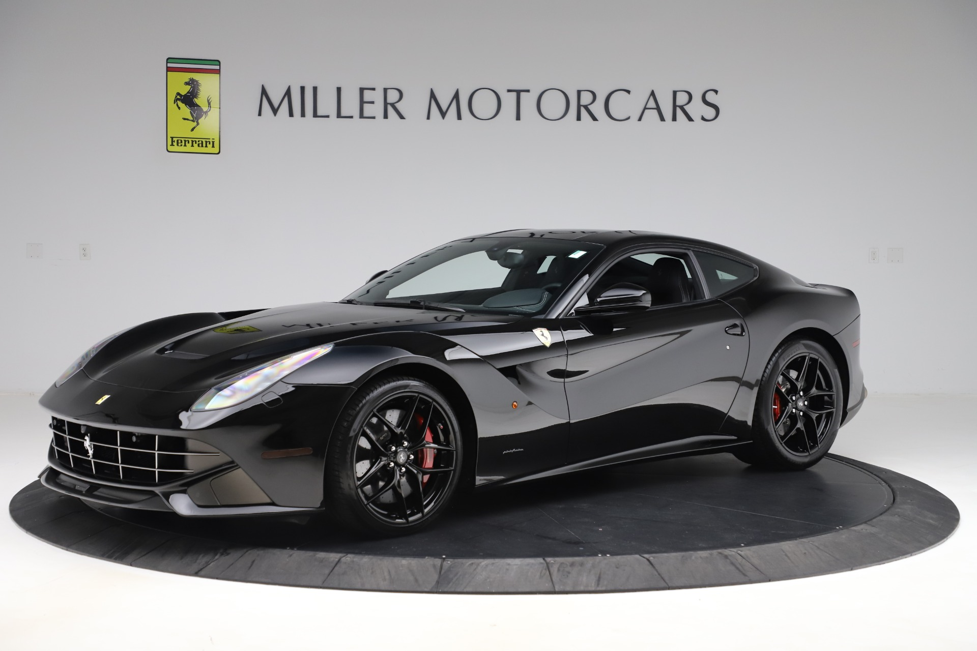 Used 2016 Ferrari F12 Berlinetta  For Sale In Westport, CT 1008_p2