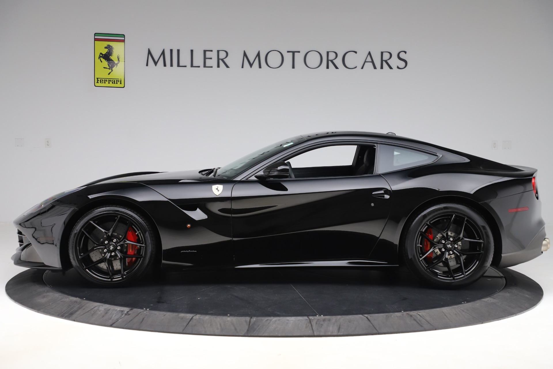 Used 2016 Ferrari F12 Berlinetta  For Sale In Westport, CT 1008_p3