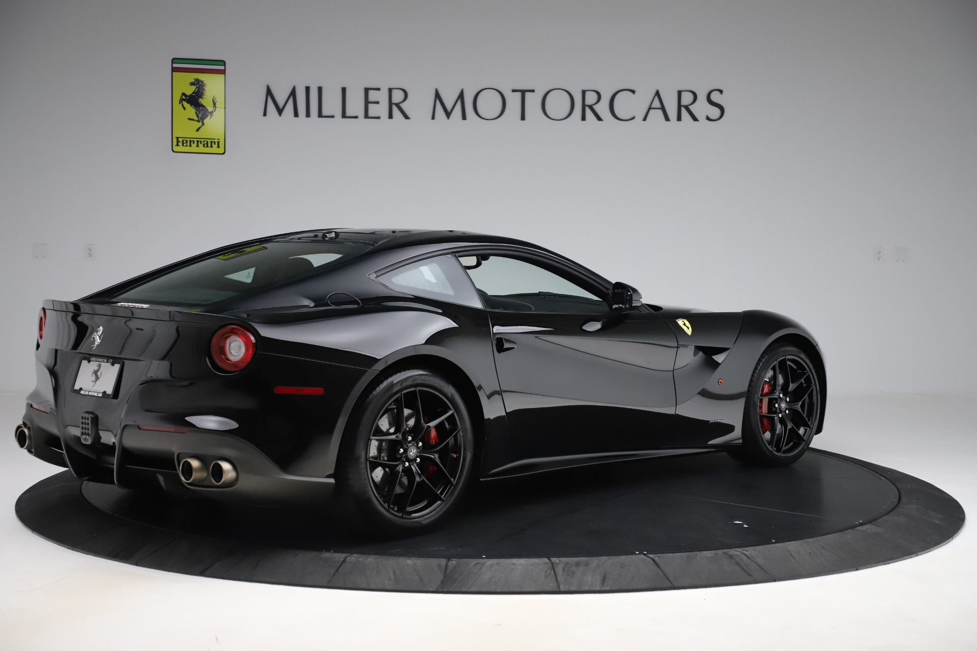 Used 2016 Ferrari F12 Berlinetta  For Sale In Westport, CT 1008_p8