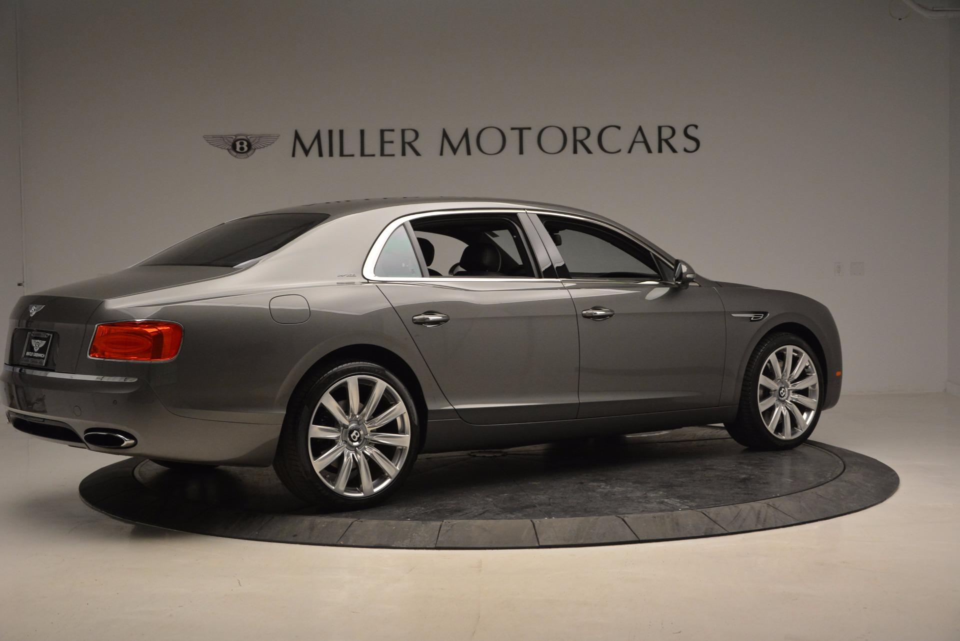 Used 2014 Bentley Flying Spur  For Sale In Westport, CT 1009_p8