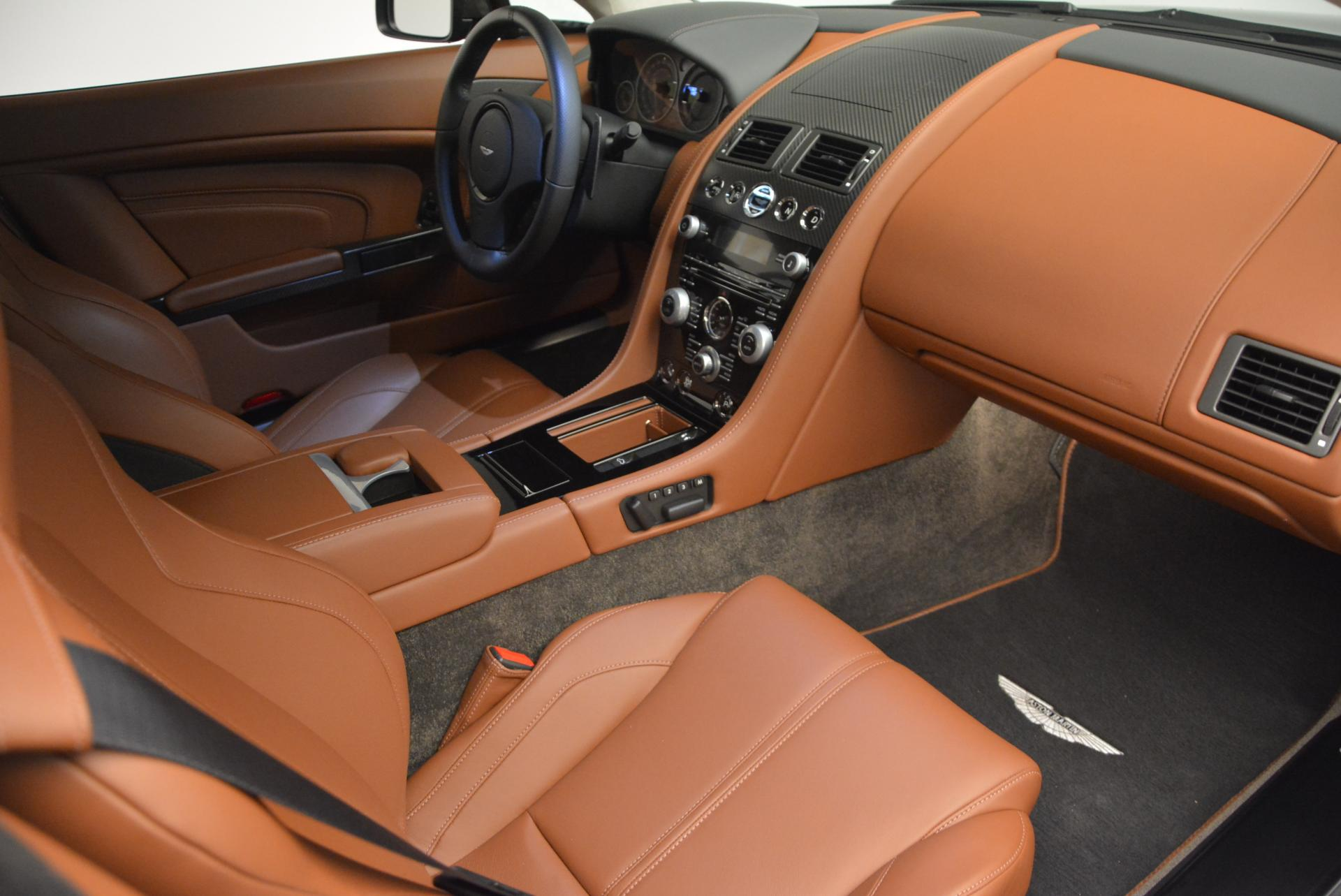 Used 2015 Aston Martin V12 Vantage S  For Sale In Westport, CT 101_p24