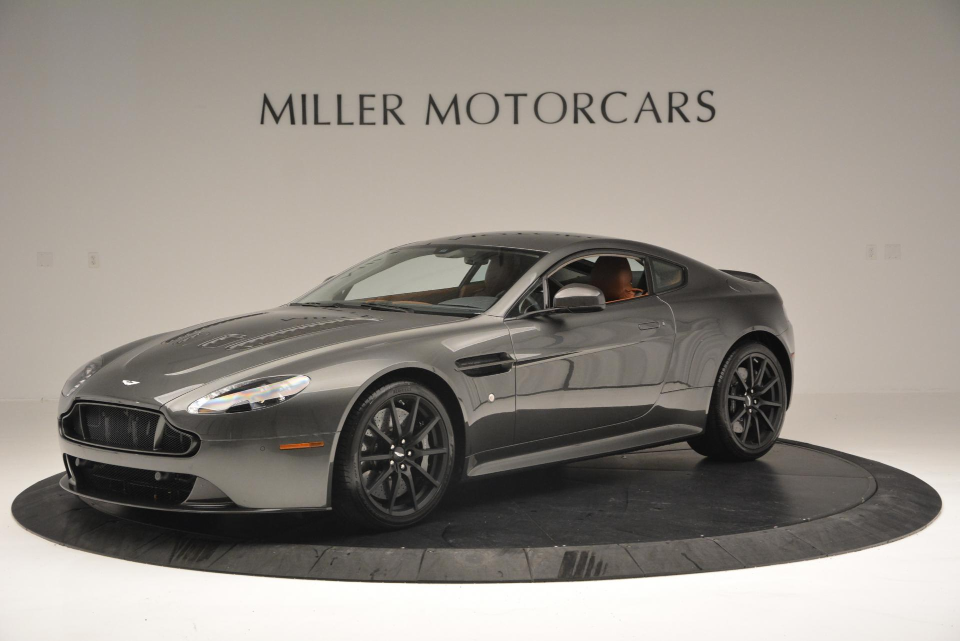 Used 2015 Aston Martin V12 Vantage S  For Sale In Westport, CT 101_p2