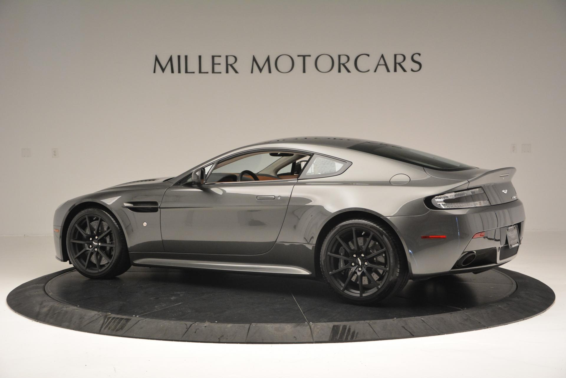 Used 2015 Aston Martin V12 Vantage S  For Sale In Westport, CT 101_p4