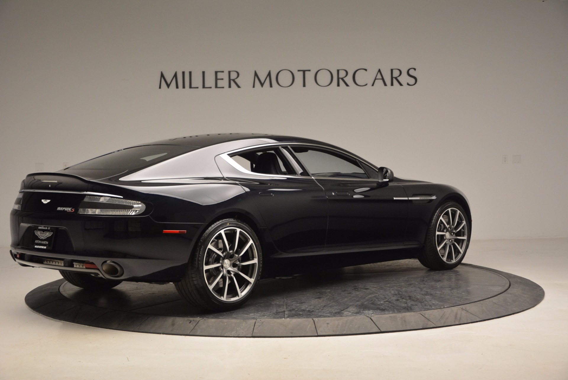 New 2017 Aston Martin Rapide S Shadow Edition For Sale In Westport, CT 1011_p8