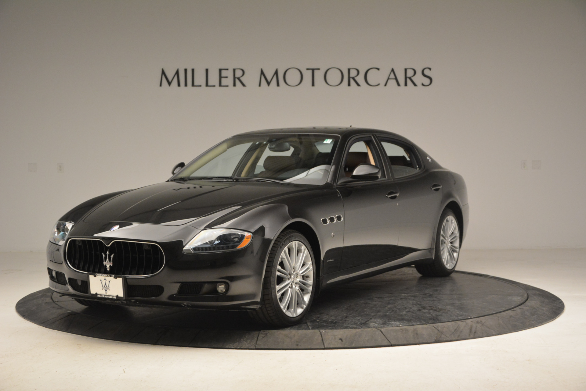 Used 2013 Maserati Quattroporte S For Sale In Westport, CT