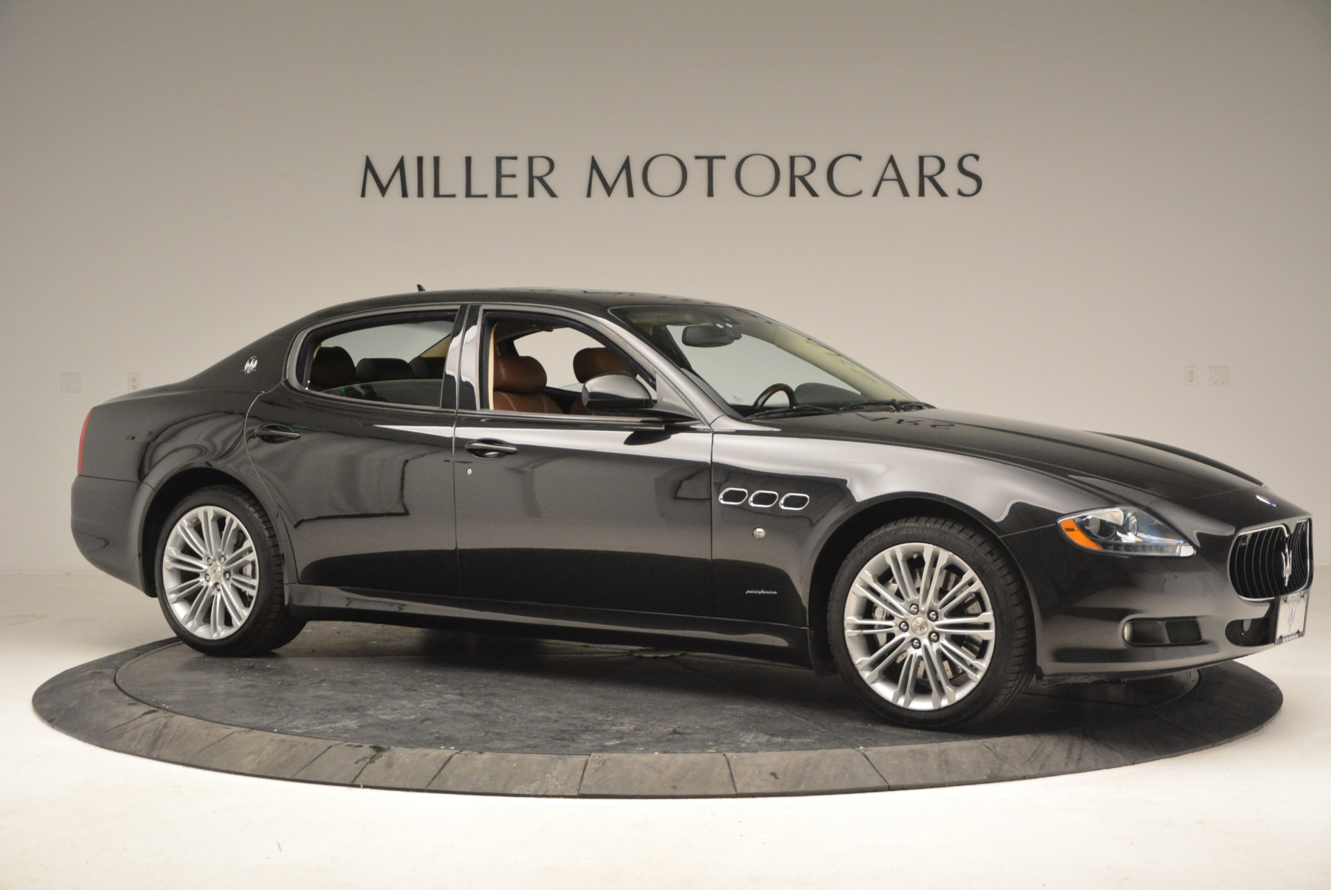 Used 2013 Maserati Quattroporte S For Sale In Westport, CT 1012_p10