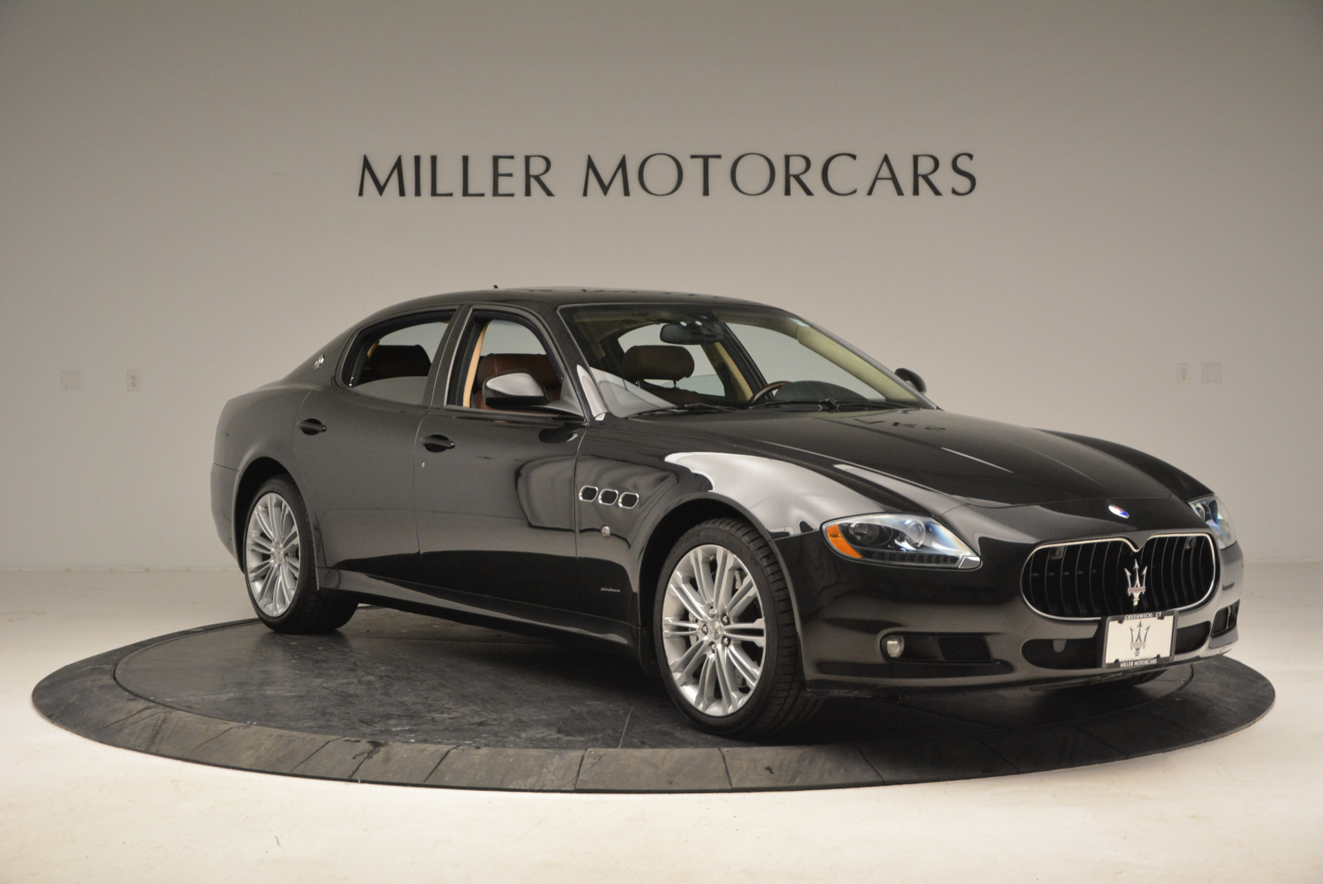 Used 2013 Maserati Quattroporte S For Sale In Westport, CT 1012_p11