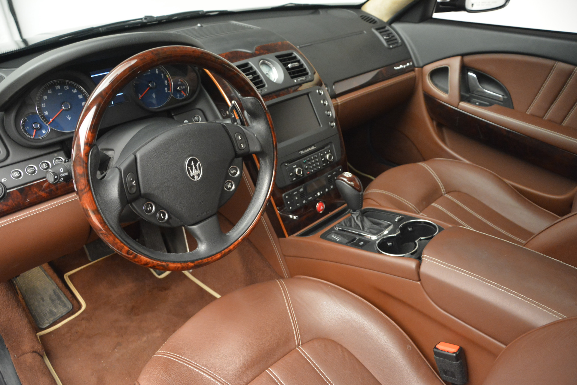 Used 2013 Maserati Quattroporte S For Sale In Westport, CT 1012_p15